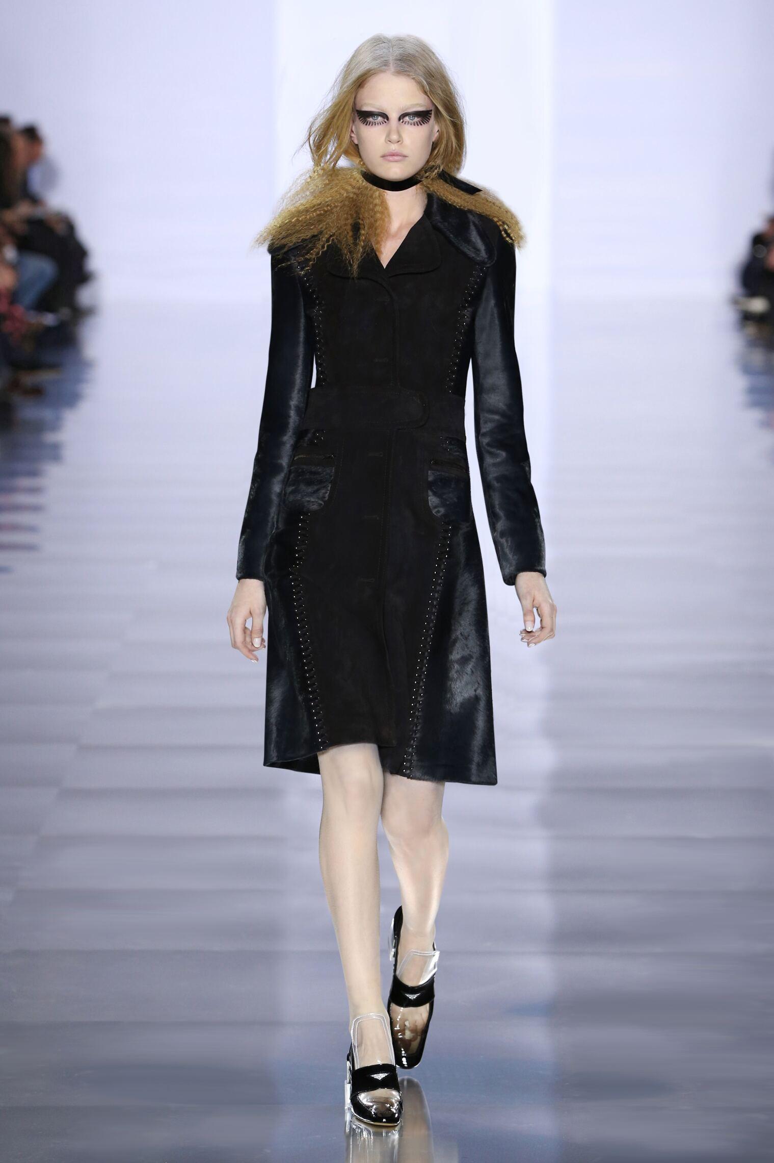 Catwalk Maison Margiela Womenswear Collection Winter 2015
