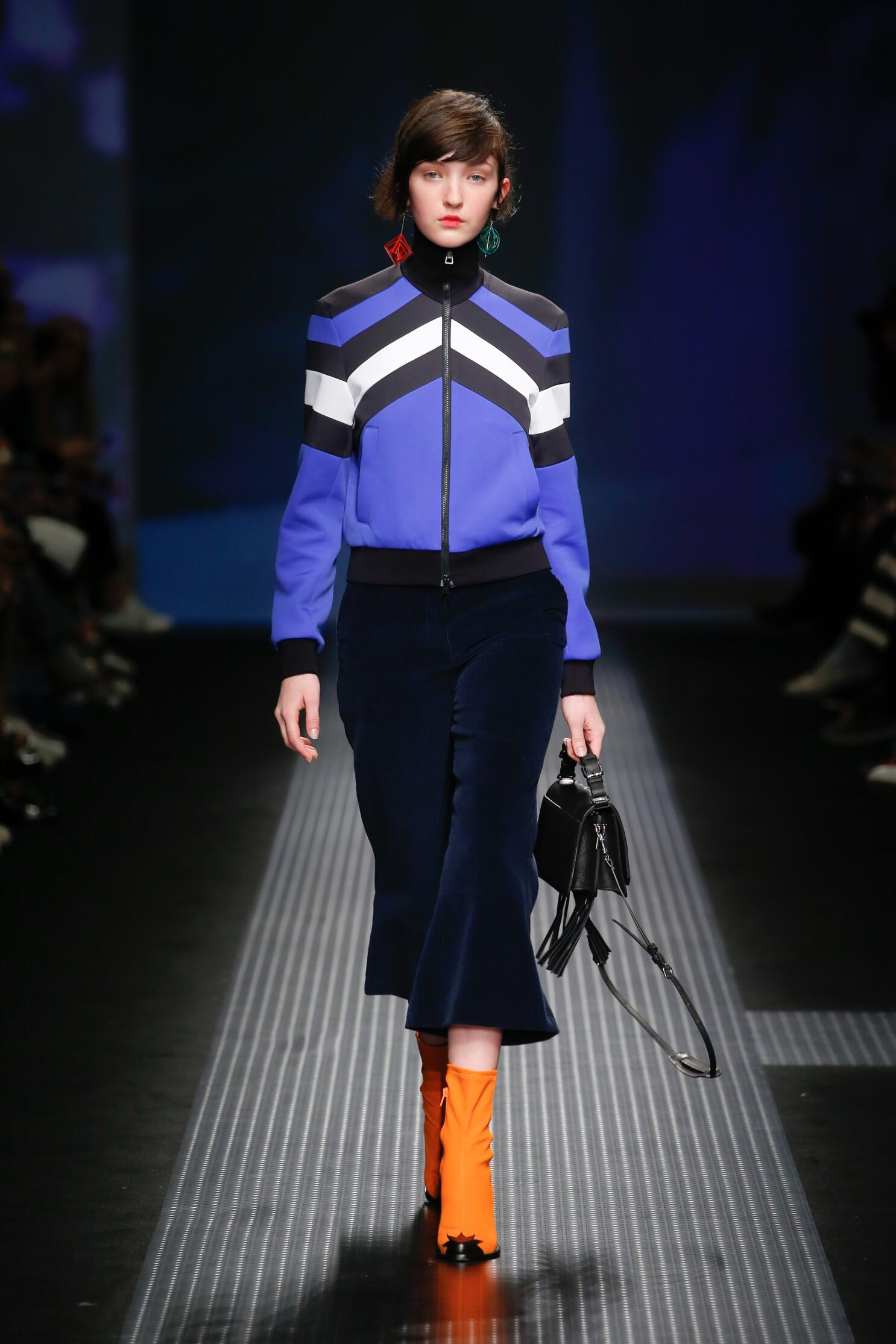 Catwalk Msgm Womenswear Collection Winter 2015