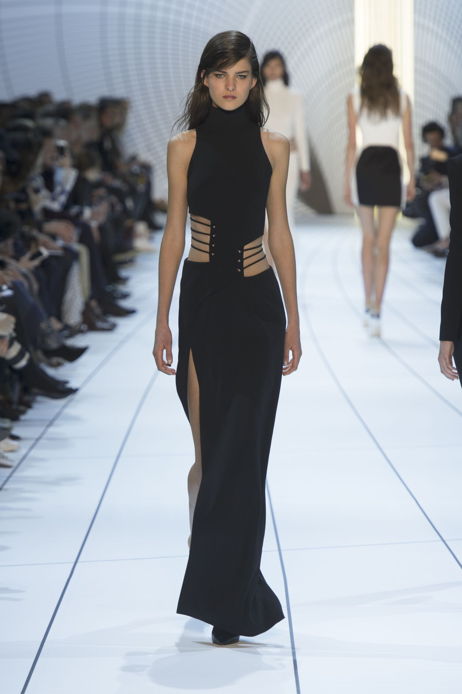 Catwalk Mugler Womenswear Collection Winter 2015