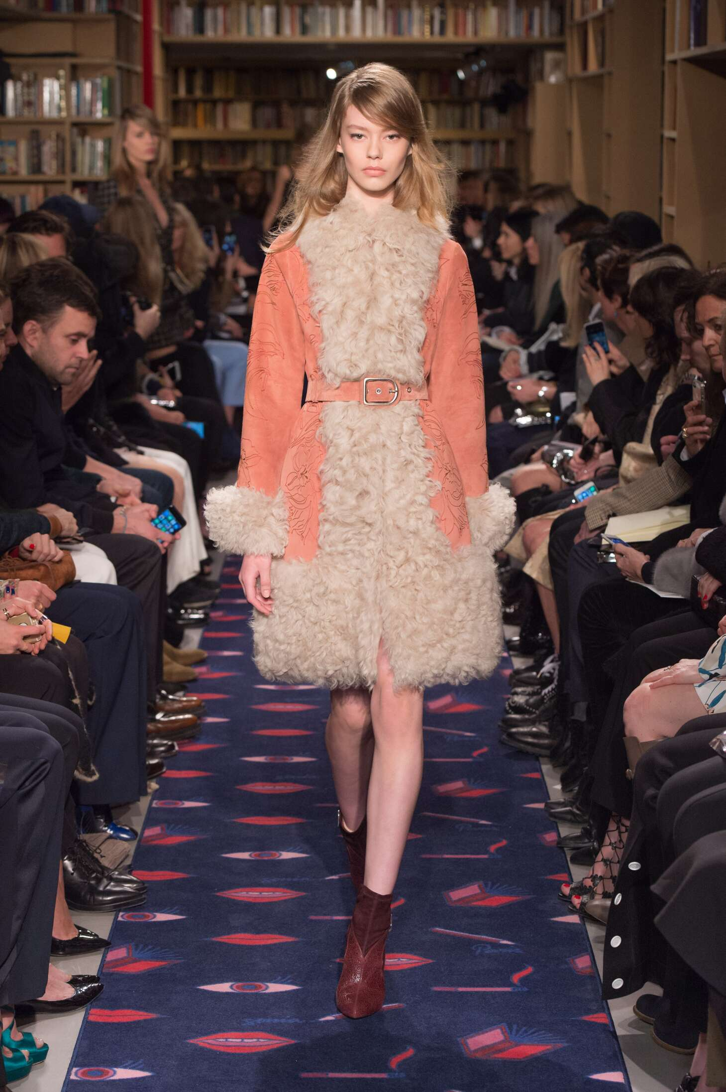Catwalk Sonia Rykiel Womenswear Collection Winter 2015