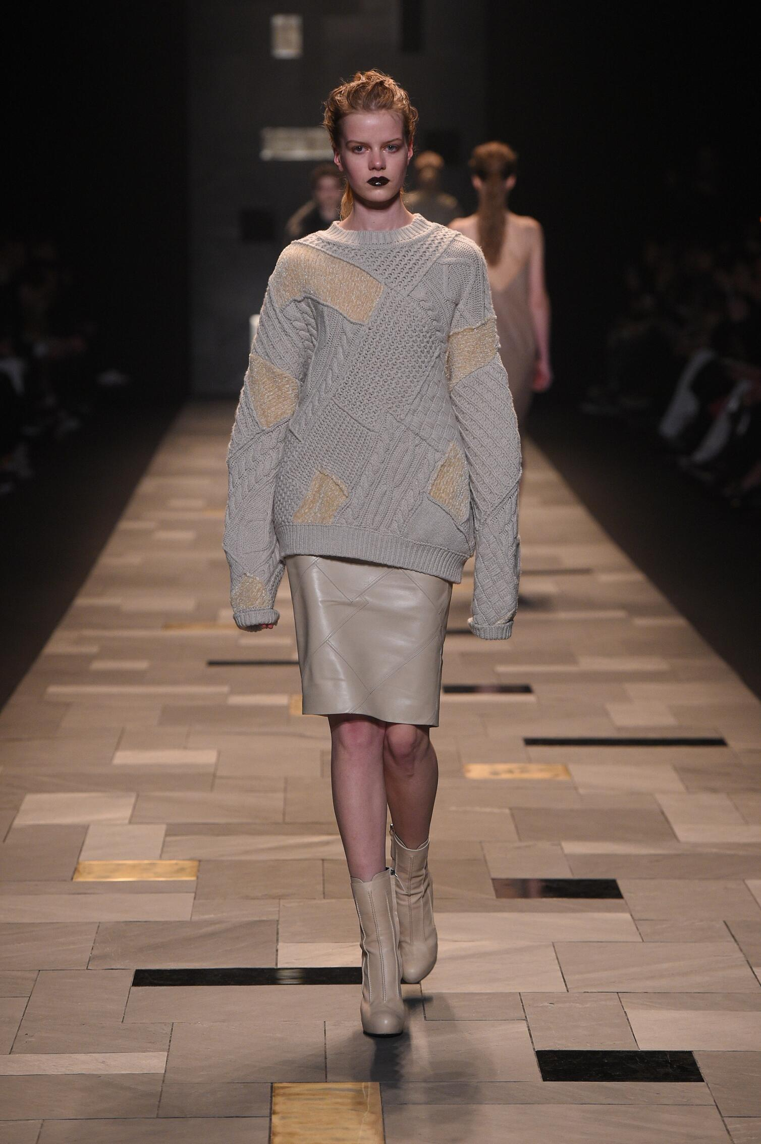 Catwalk Trussardi Womenswear Collection Winter 2015