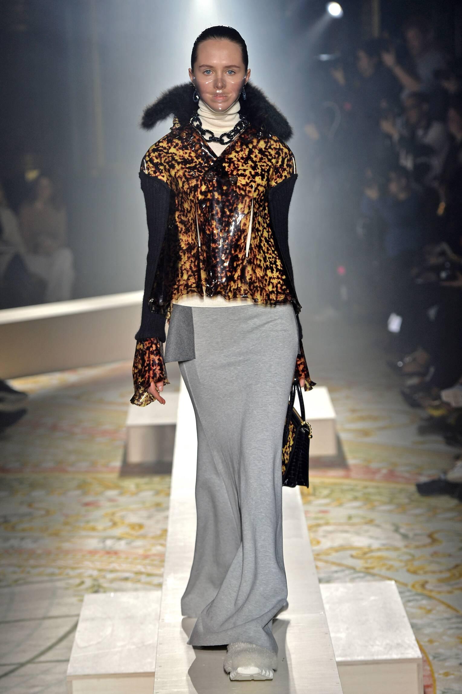 Catwalk Undercover Fall Winter 2015 16 Women's Collection Paris Fashion Week