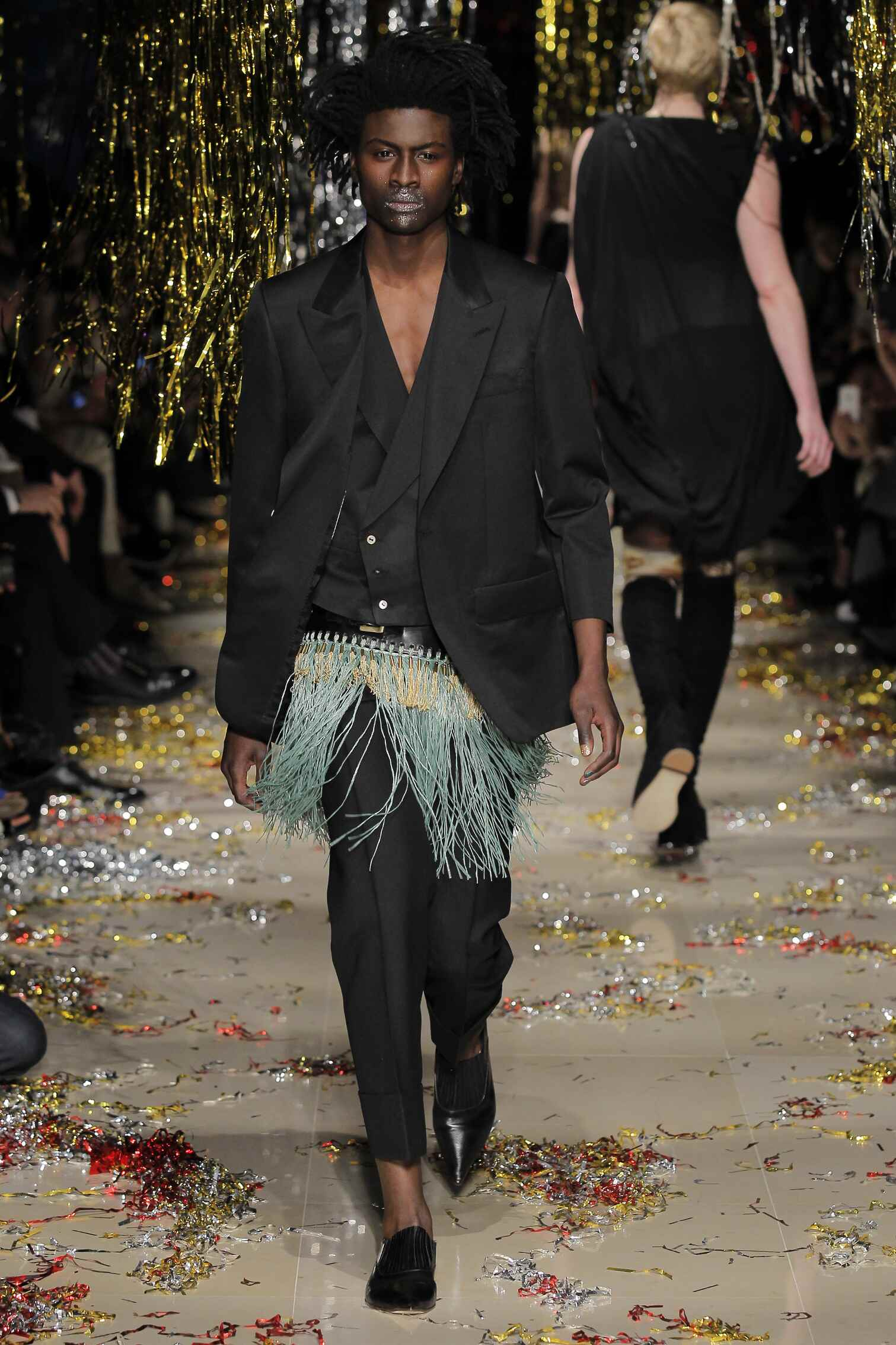 Catwalk Vivienne Westwood Gold Label Collection Fashion Show Winter 2015