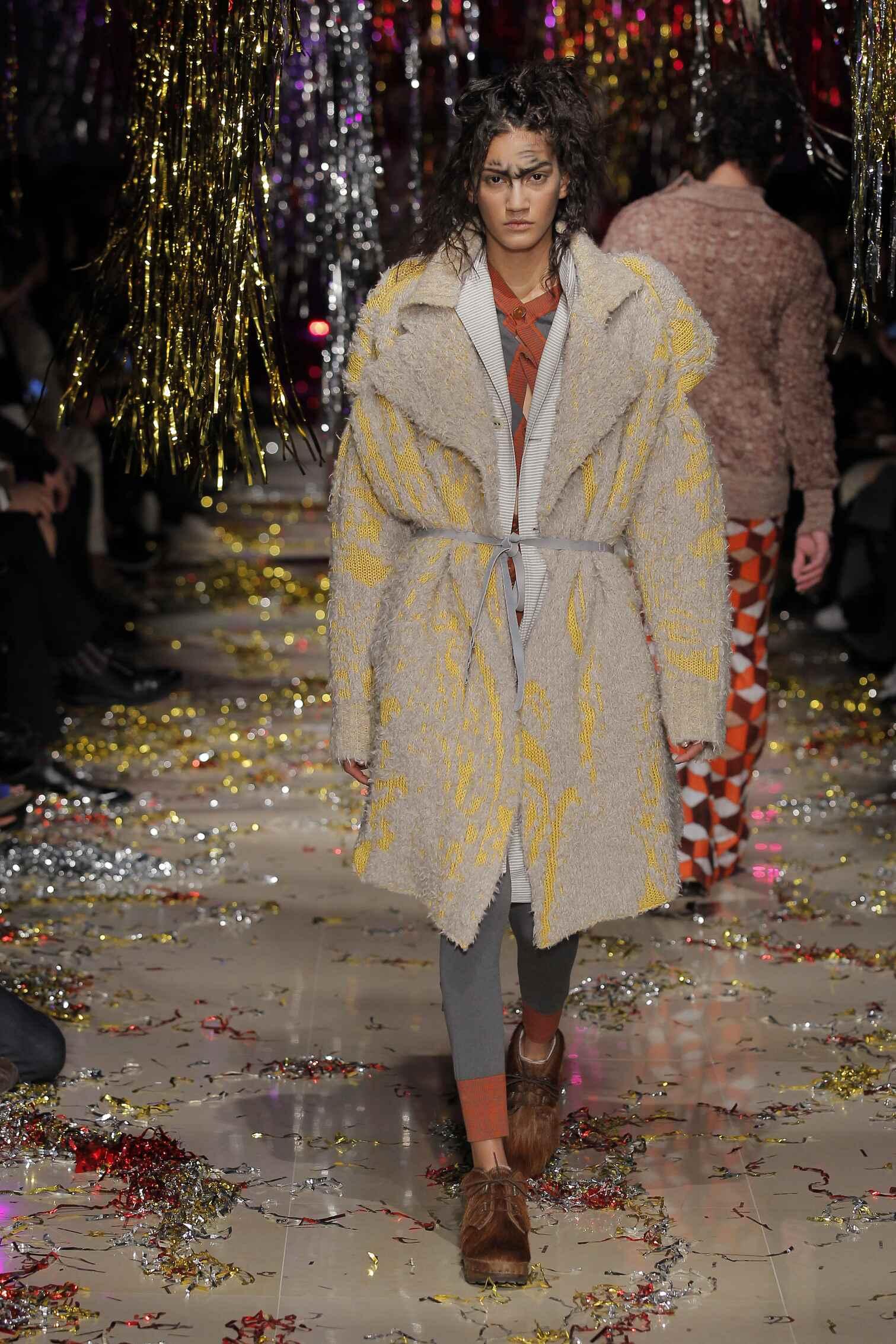 Catwalk Vivienne Westwood Gold Label Womenswear Collection Winter 2015
