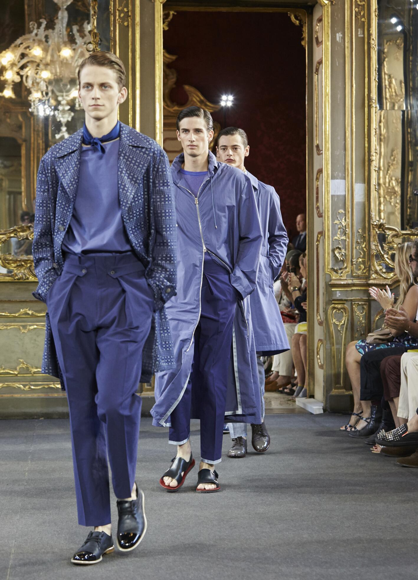 Corneliani Collection Men's 2016 Finale