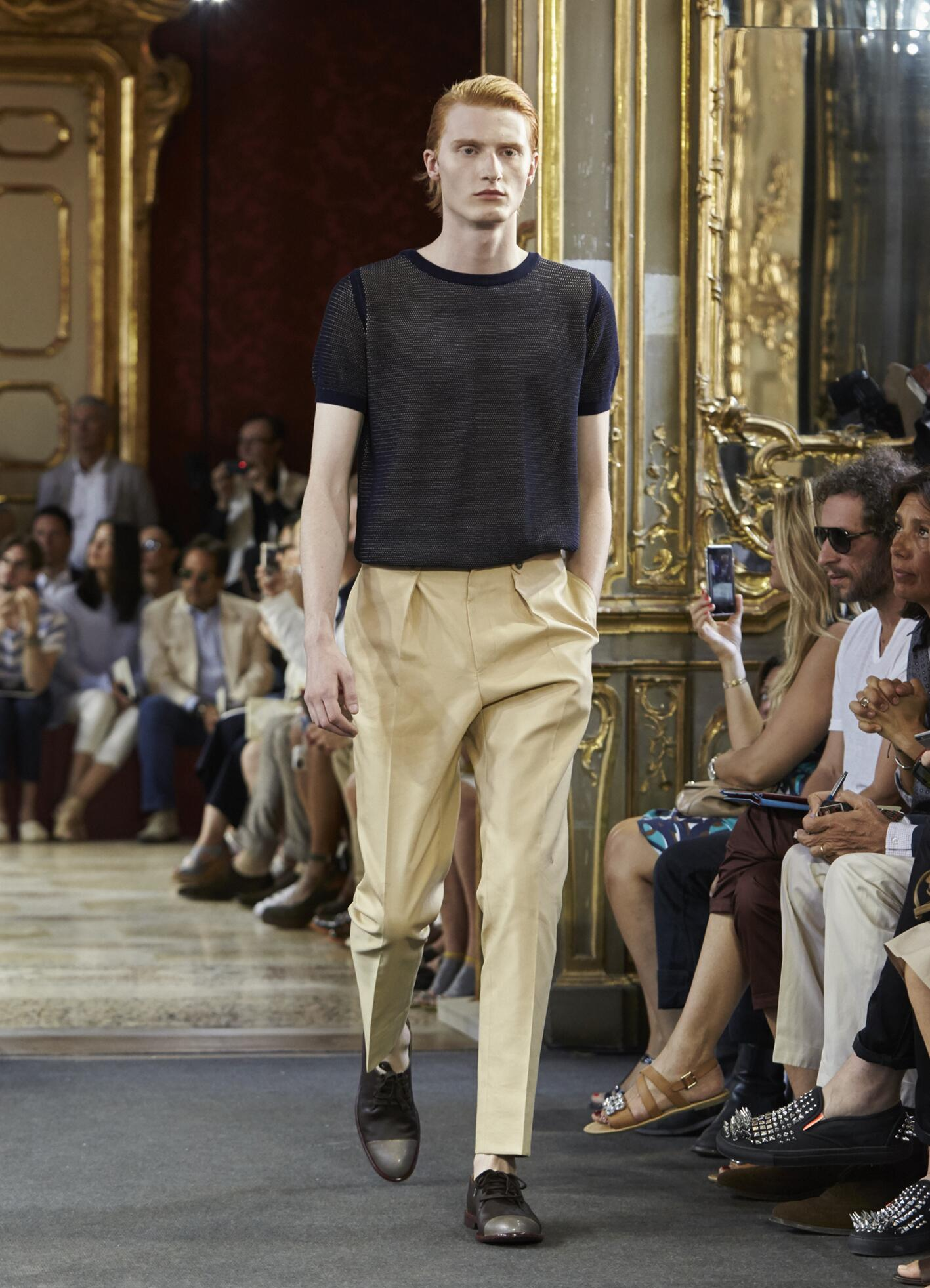 Corneliani Spring Summer 2016 Mens Collection Milan Fashion Week
