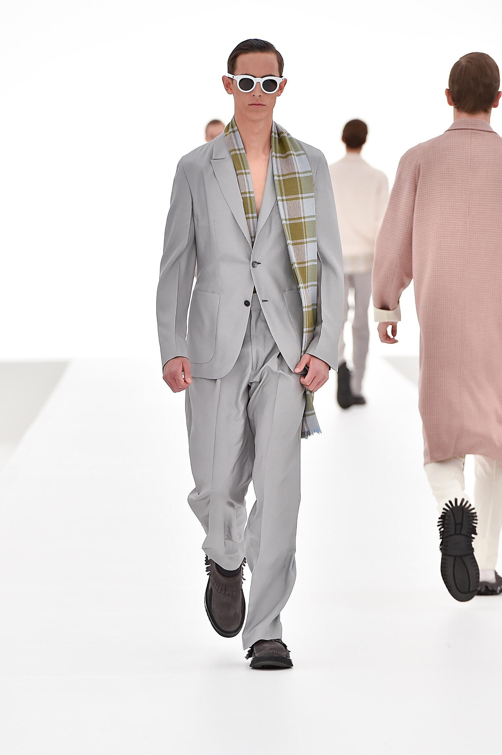 Ermenegildo Zegna Couture Collection 2016