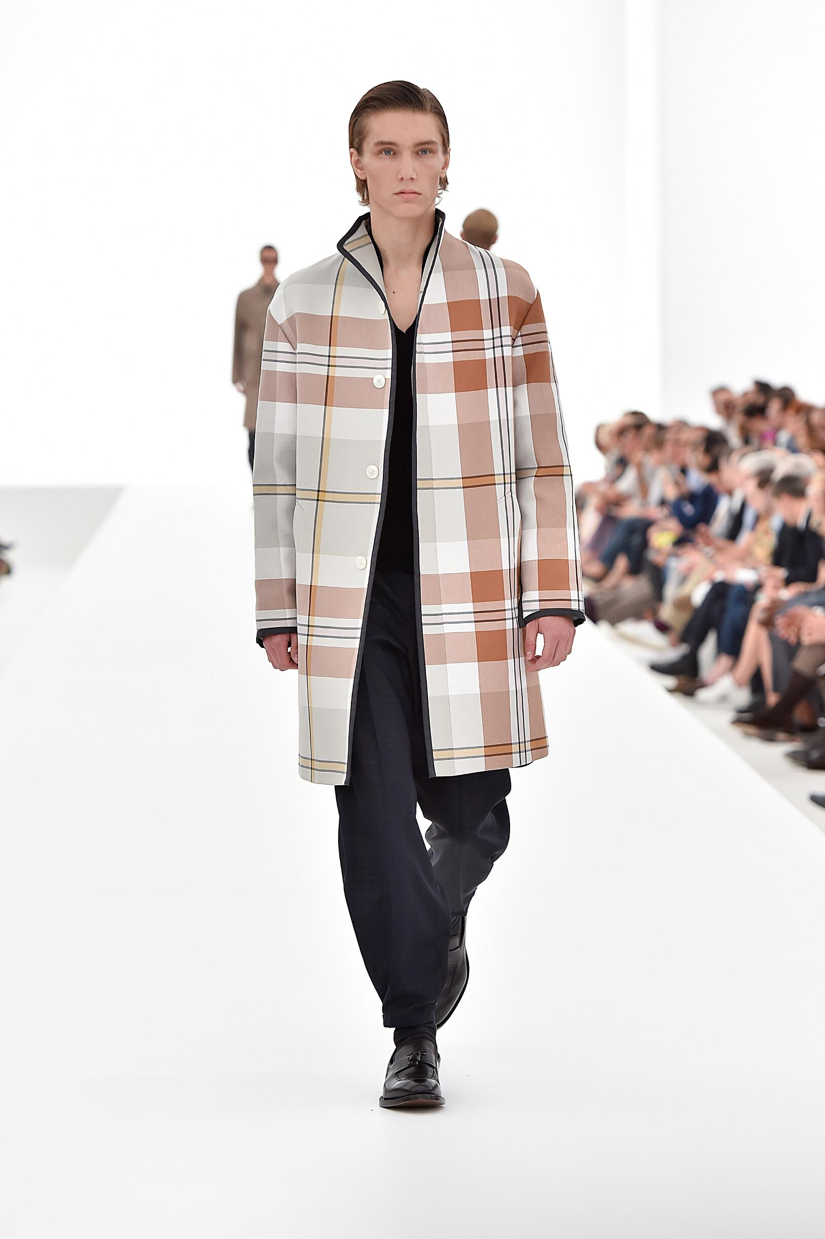 Ermenegildo Zegna Couture Collection Fashion Trends