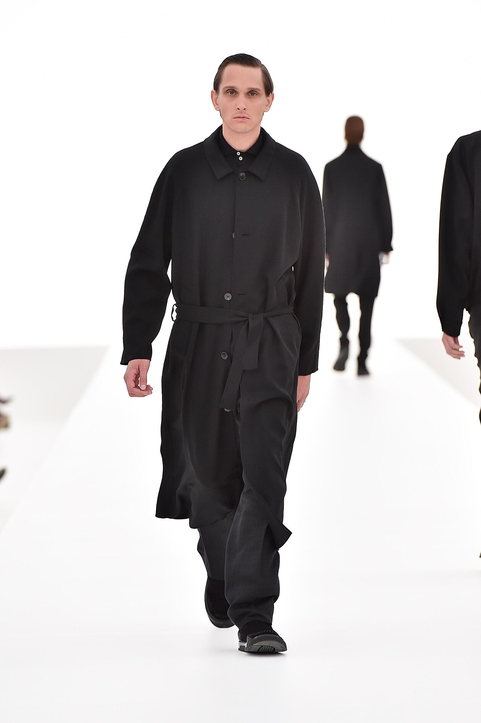 Ermenegildo Zegna Couture Collection Man 2016