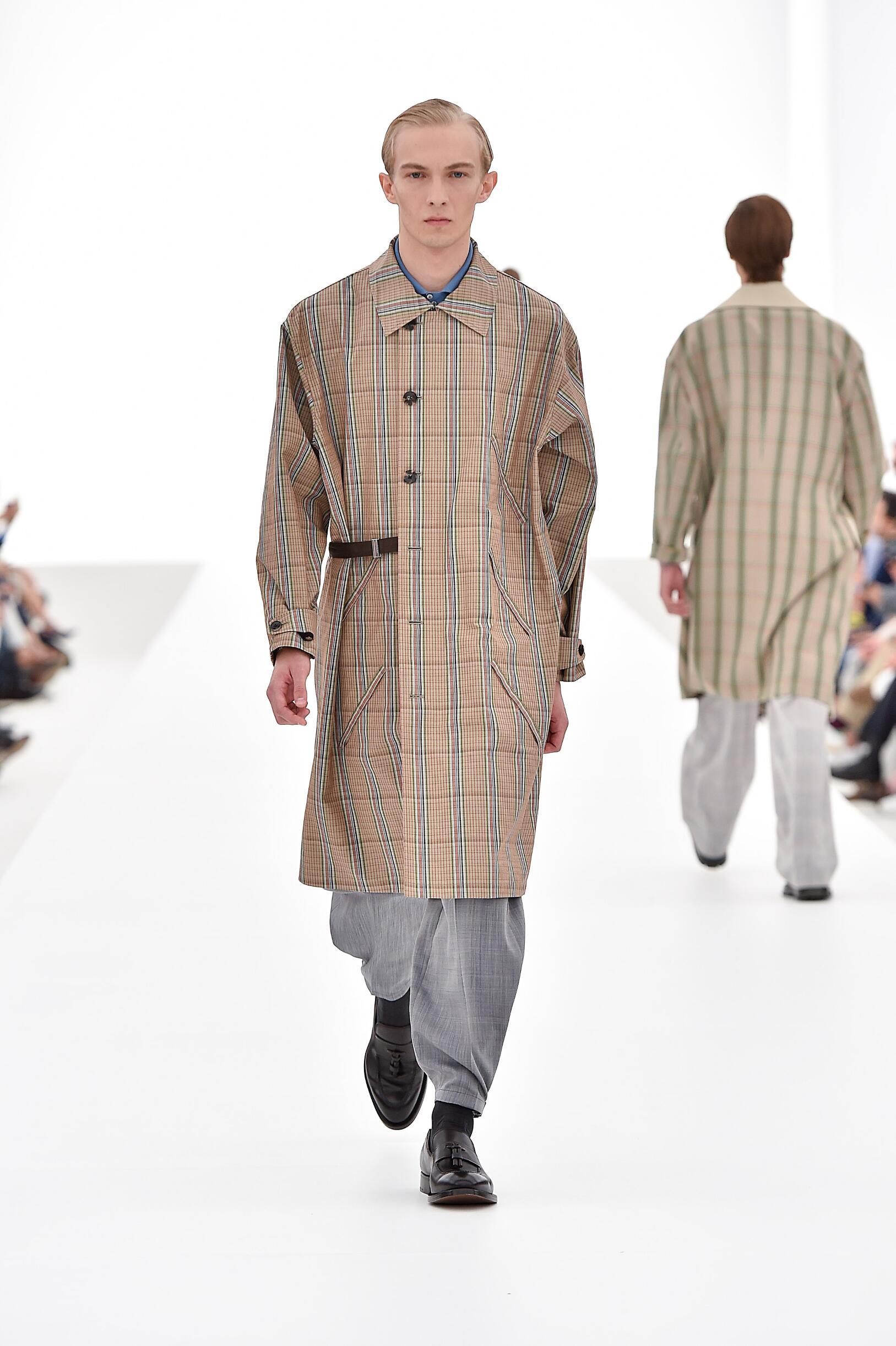 Ermenegildo Zegna Couture Collection Men Style