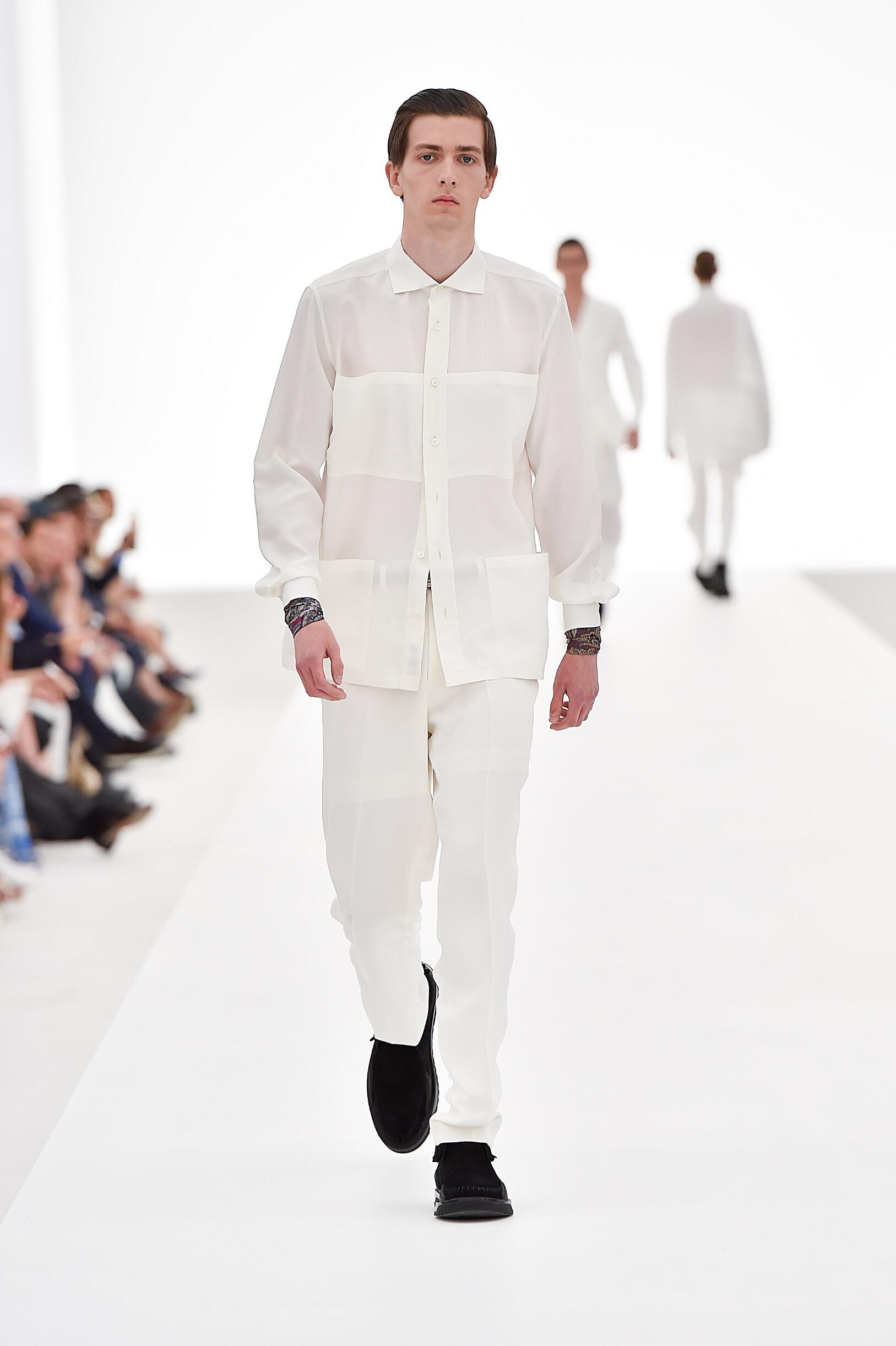 Ermenegildo Zegna Couture Fashion