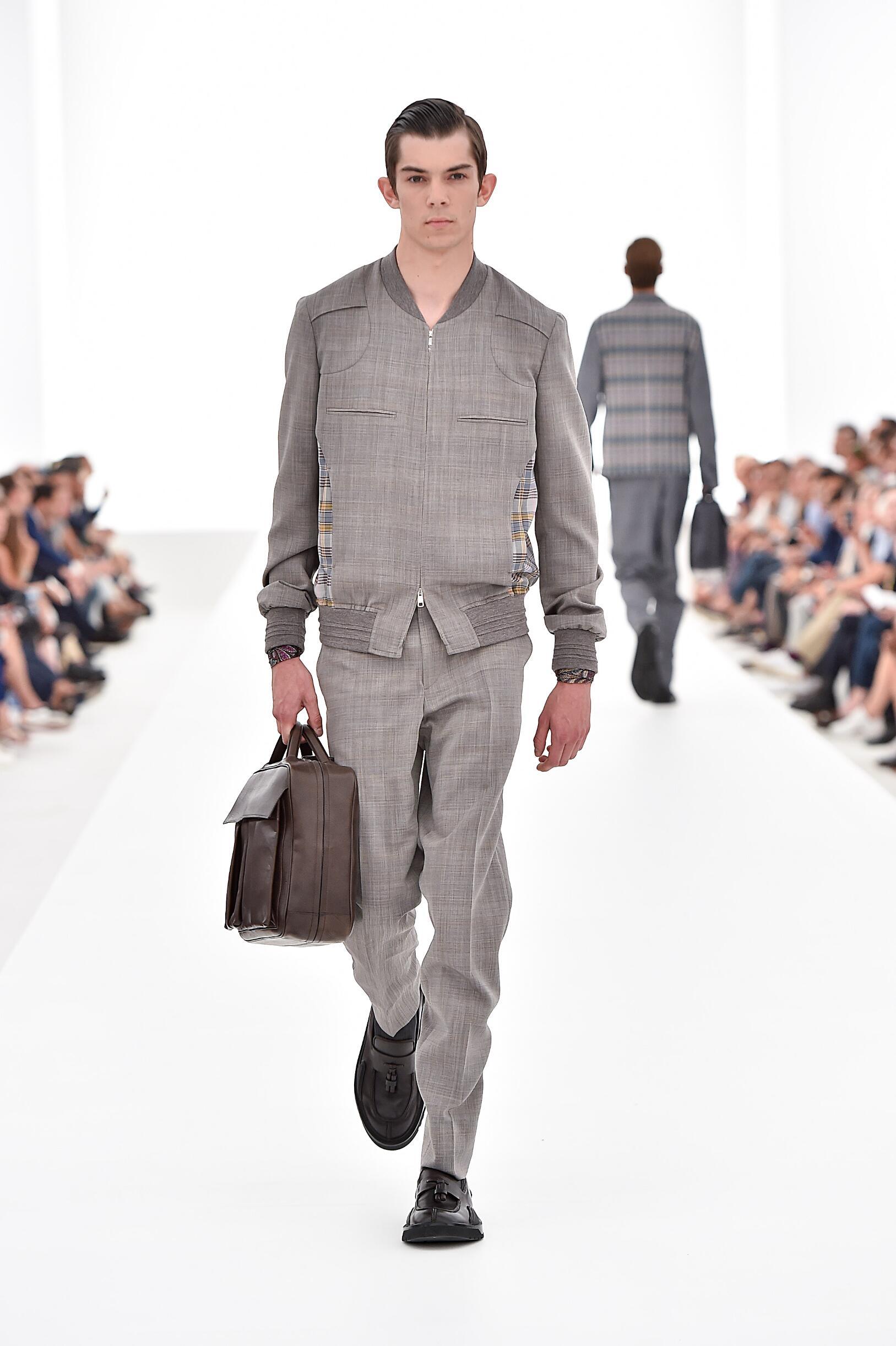 Ermenegildo Zegna Couture Men's Collection 2016