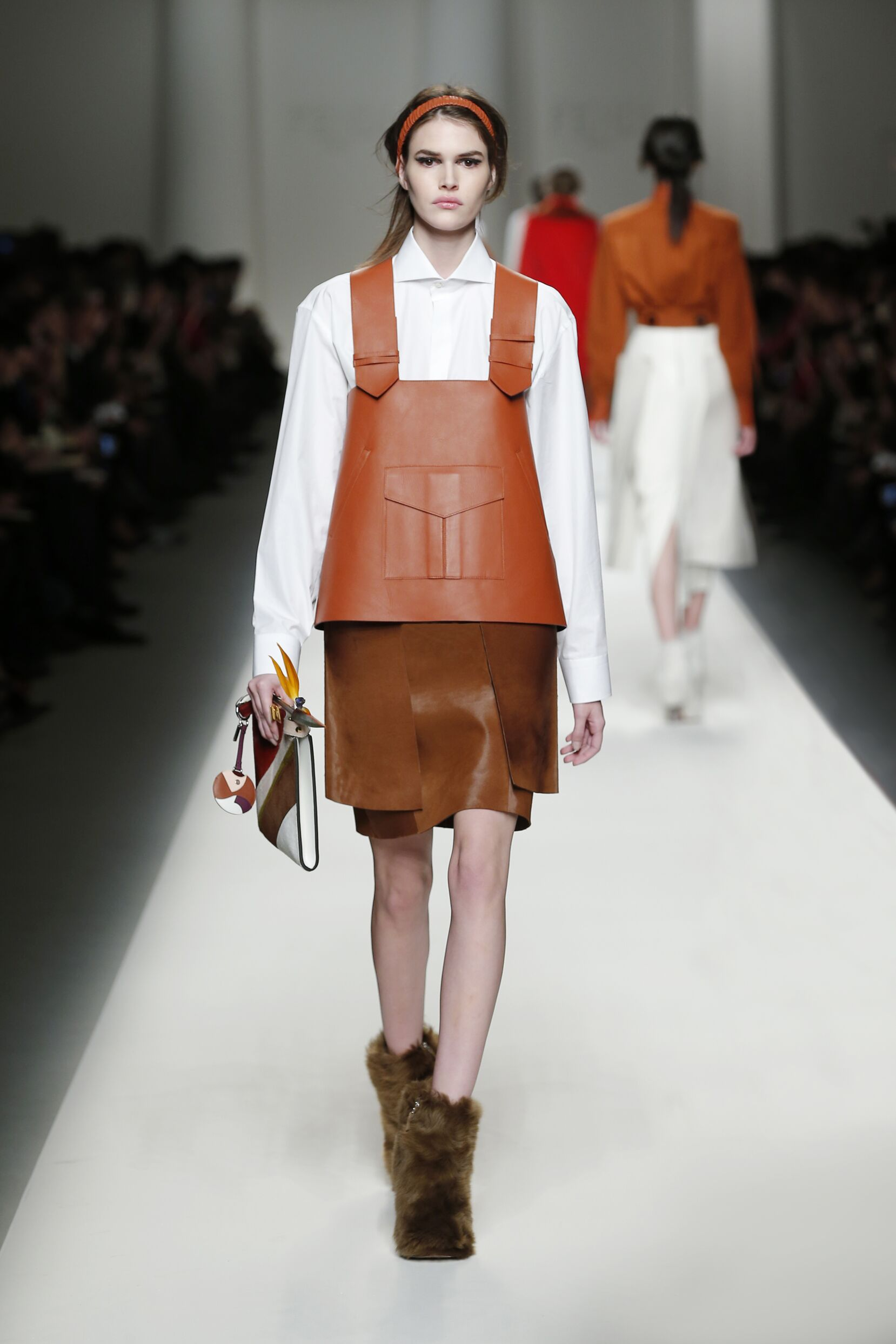 Fall 2015 Fashion Trends Fendi Collection