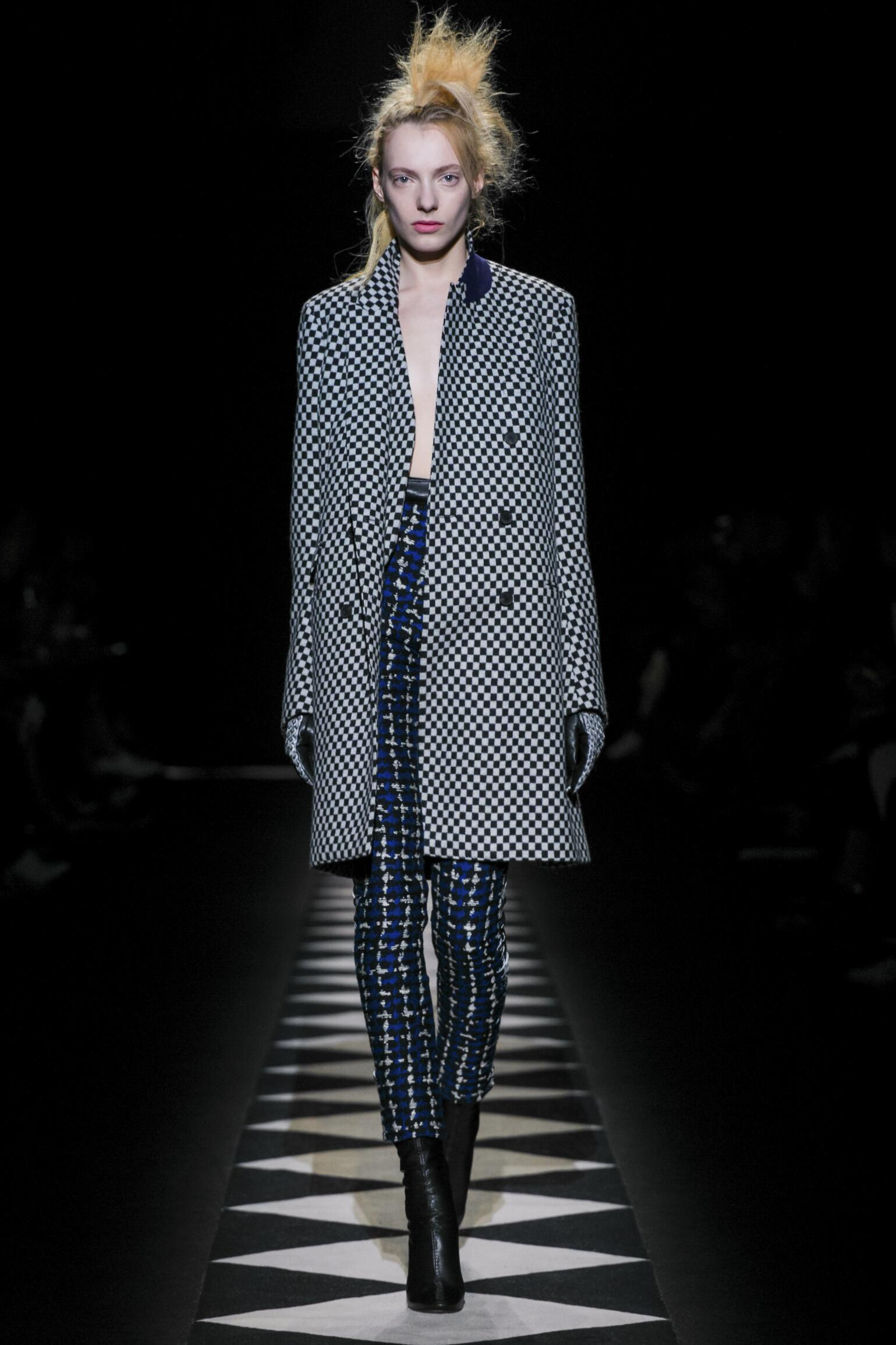 Fall 2015 Fashion Trends Haider Ackermann Collection