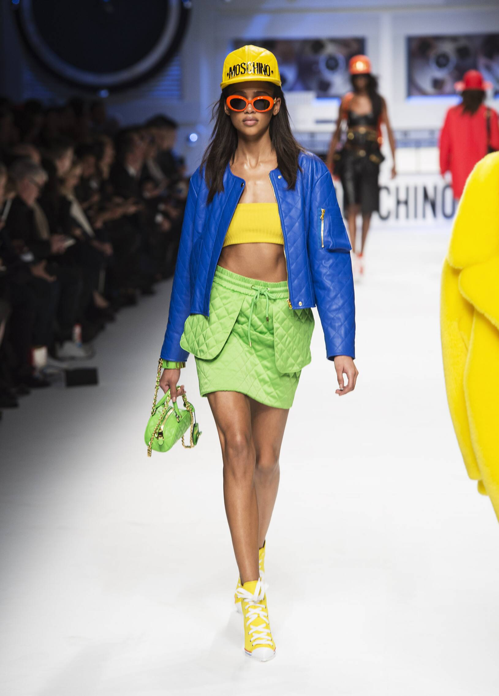 Fall 2015 Fashion Trends Moschino Collection