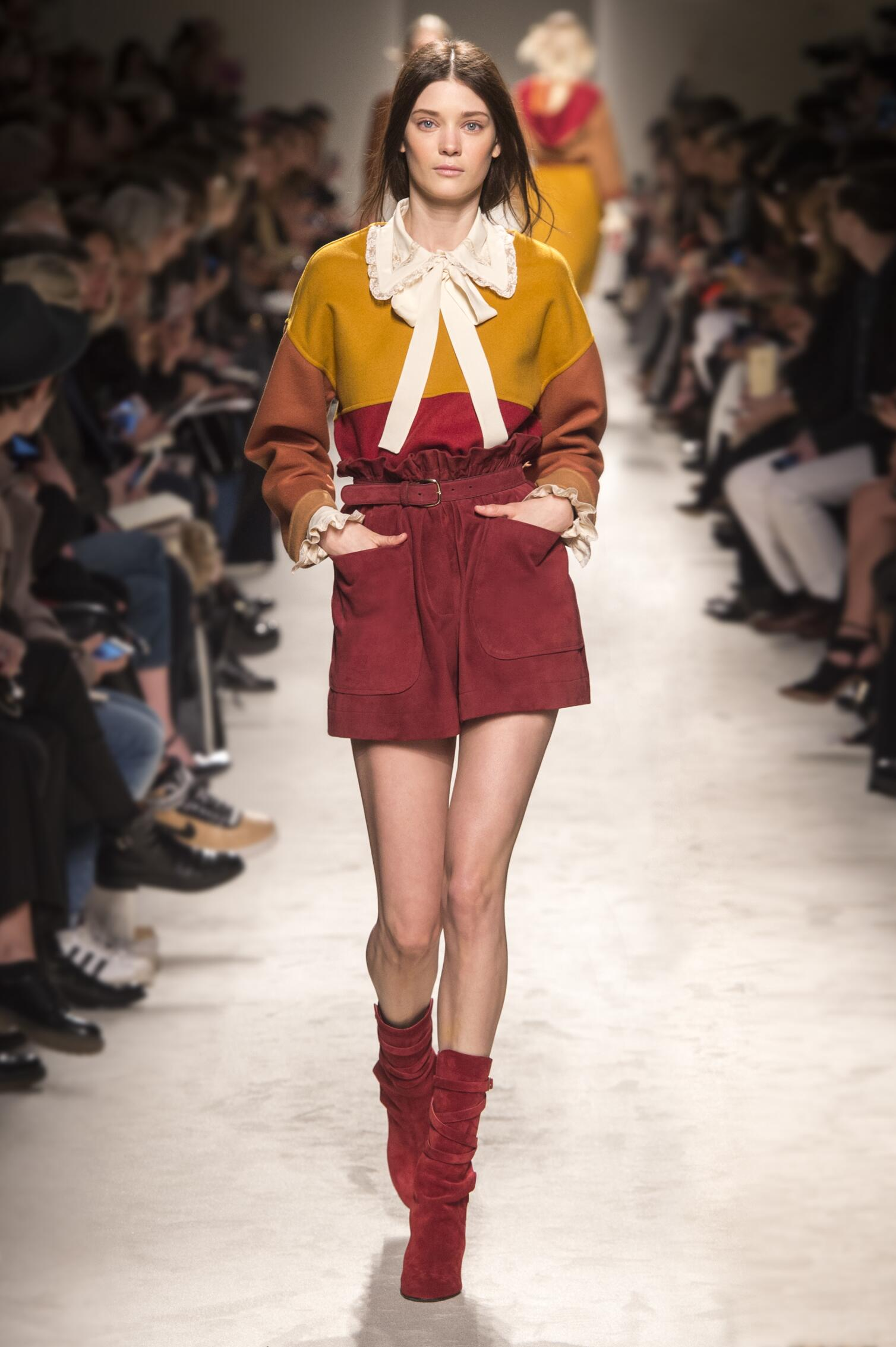 Fall 2015 Fashion Trends Philosophy di Lorenzo Serafini Collection