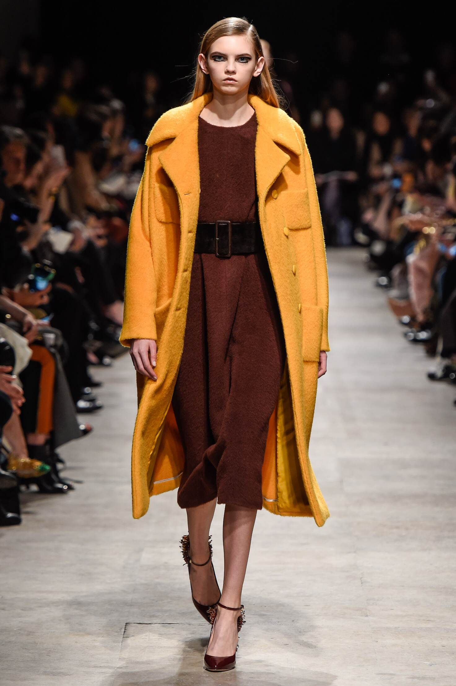 Fall 2015 Fashion Trends Rochas Collection
