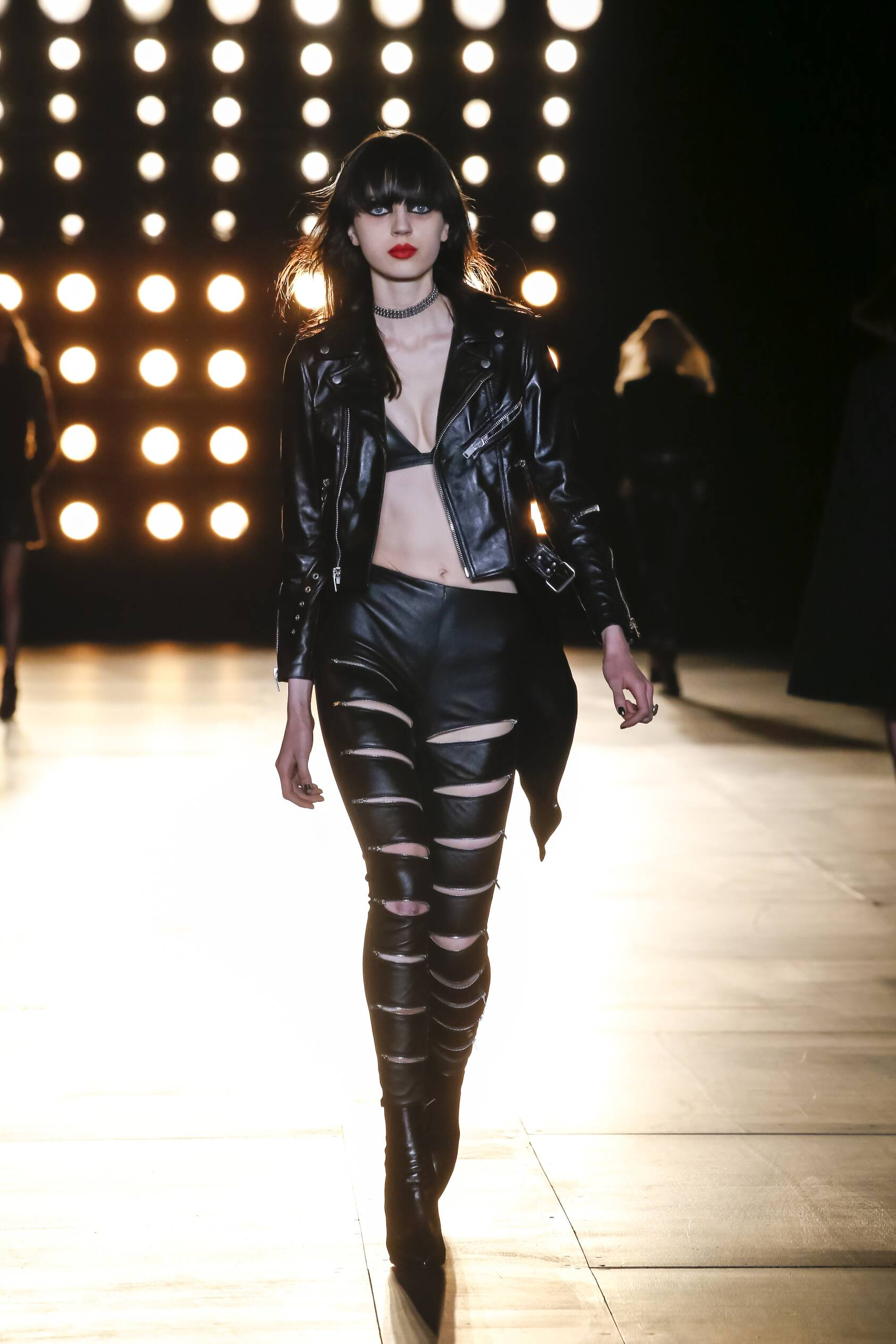 Fall 2015 Fashion Trends Saint Laurent Collection
