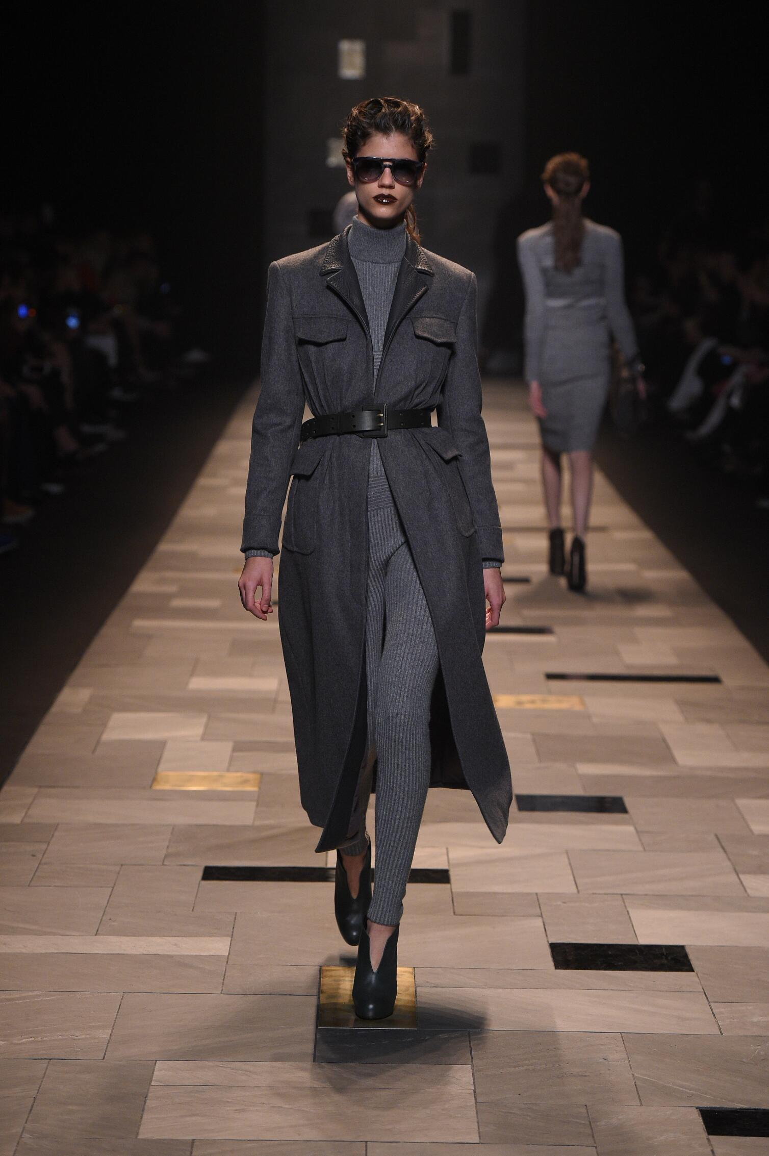 Fall 2015 Fashion Trends Trussardi Collection