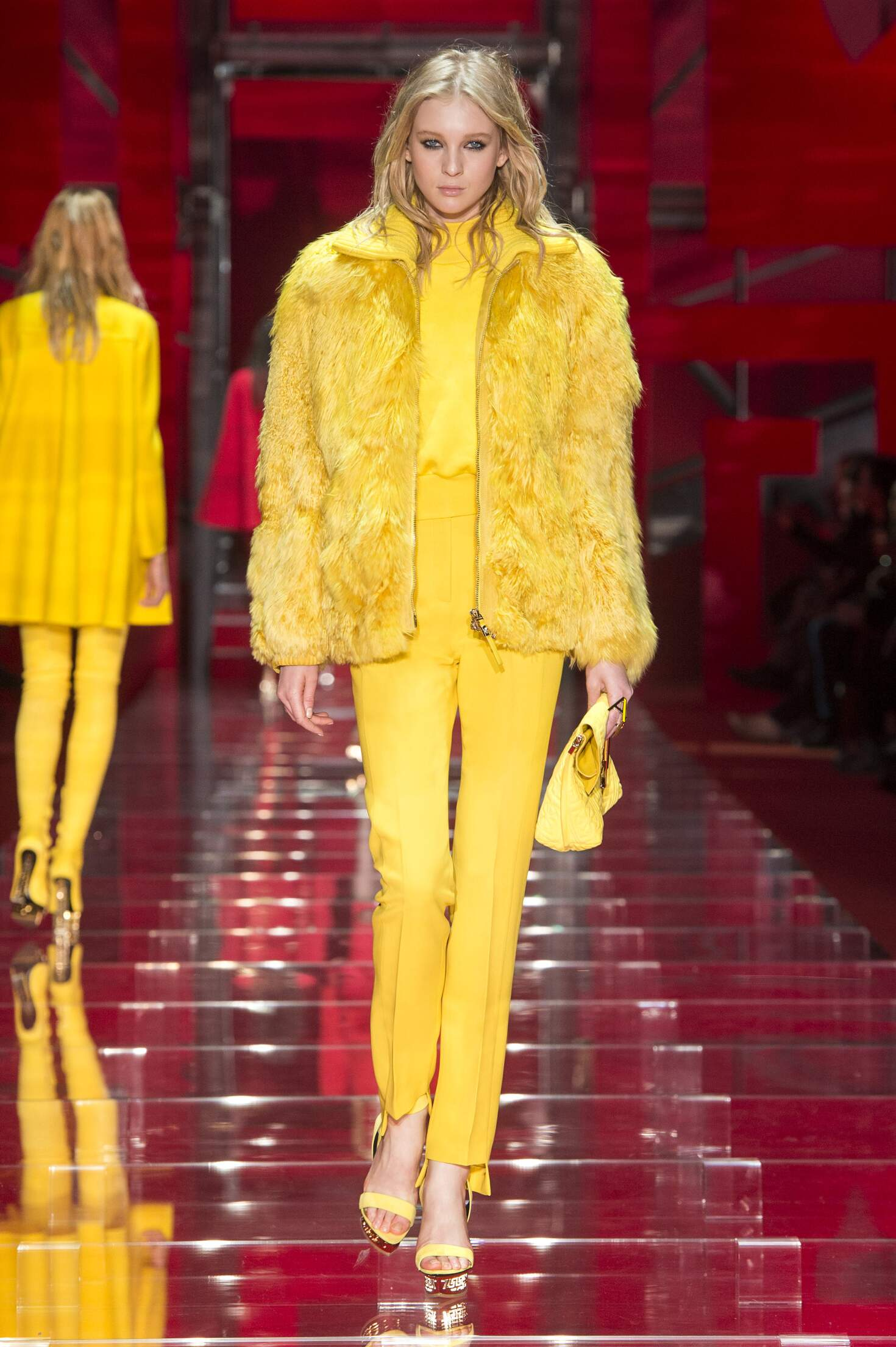 Fall 2015 Fashion Trends Versace Collection