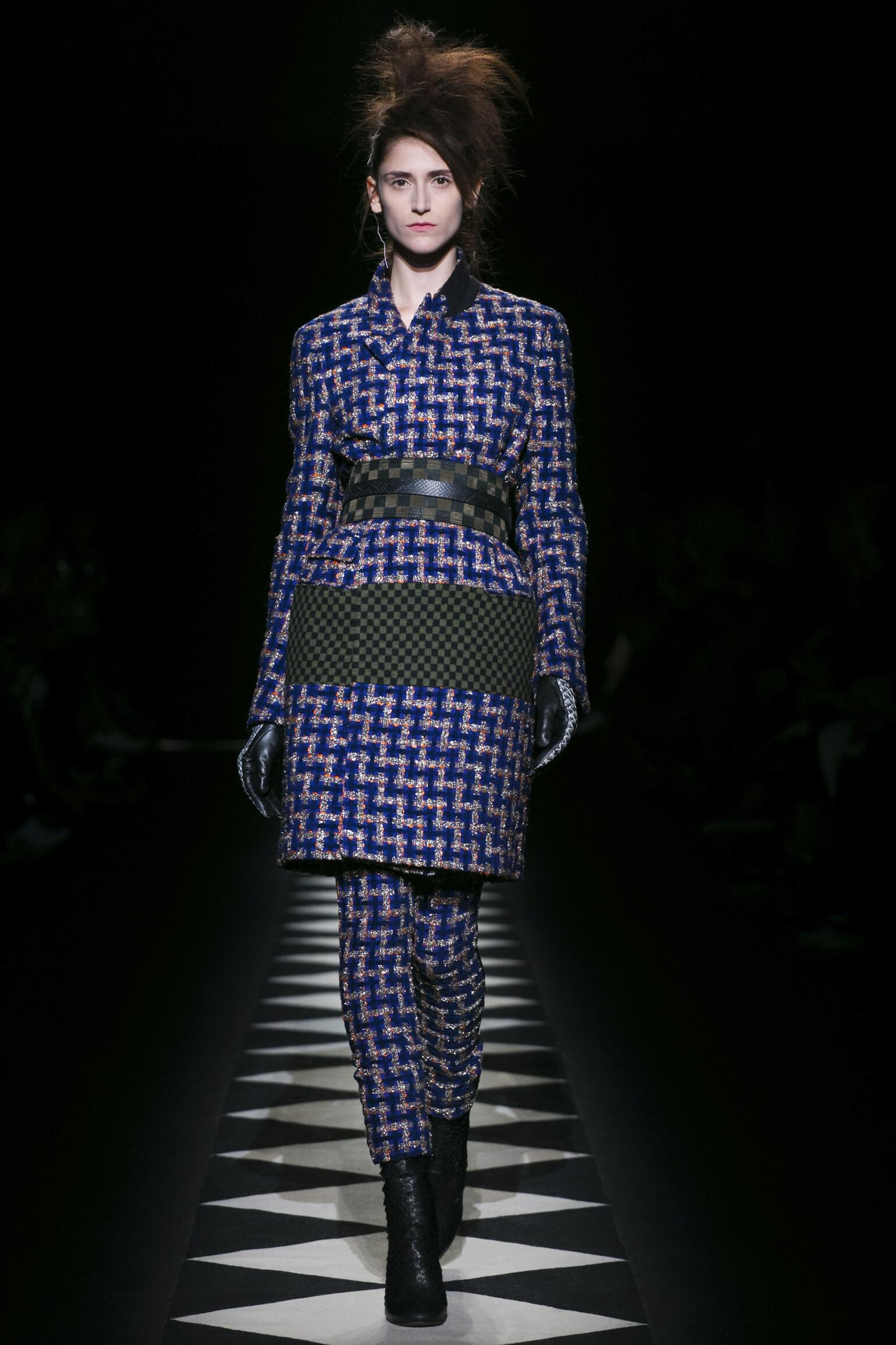 Fall 2015 Women Fashion Show Haider Ackermann Collection