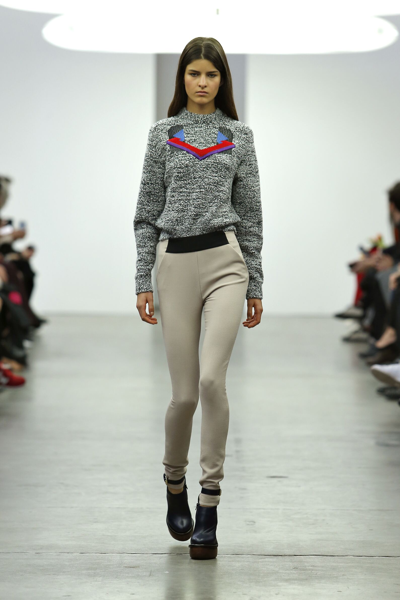Fall 2015 Women Fashion Show Iceberg Collection