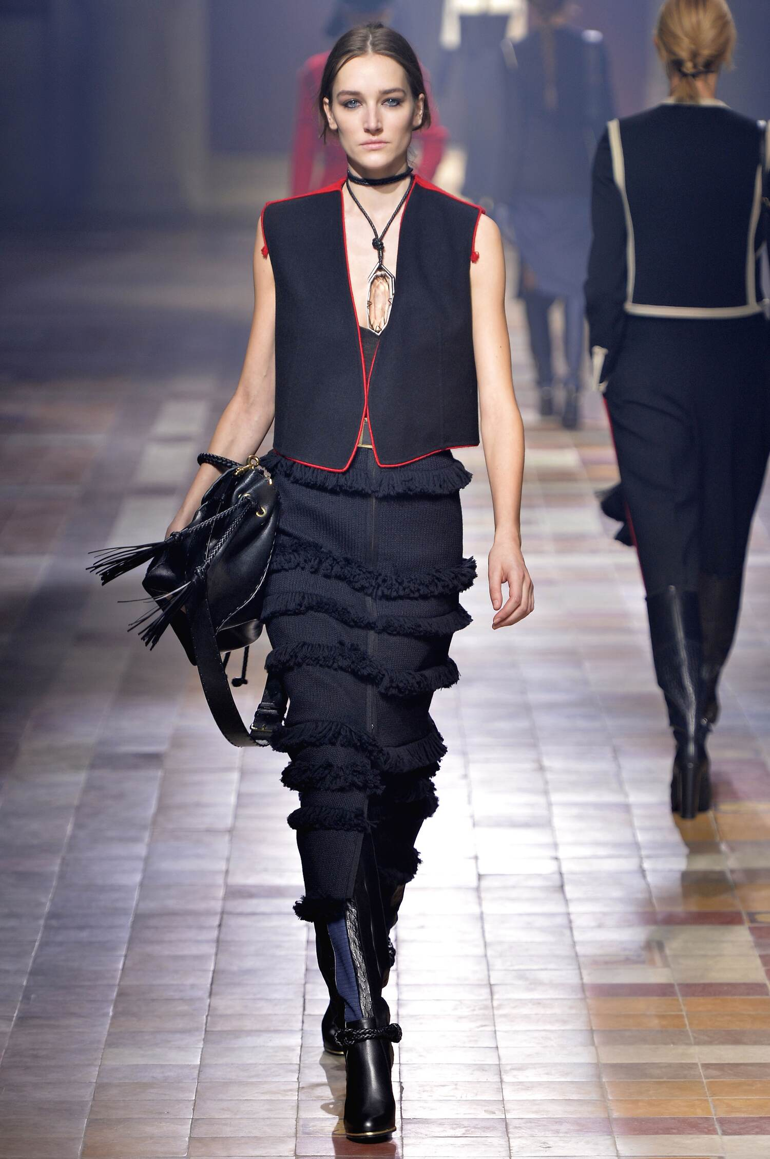 Fall 2015 Women Fashion Show Lanvin Collection