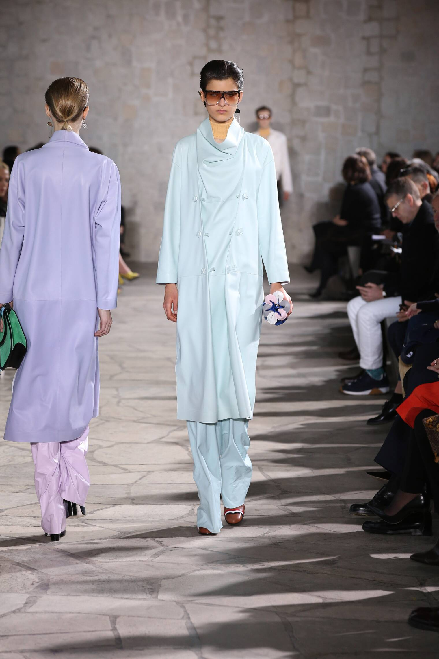 Fall 2015 Women Fashion Show Loewe Collection