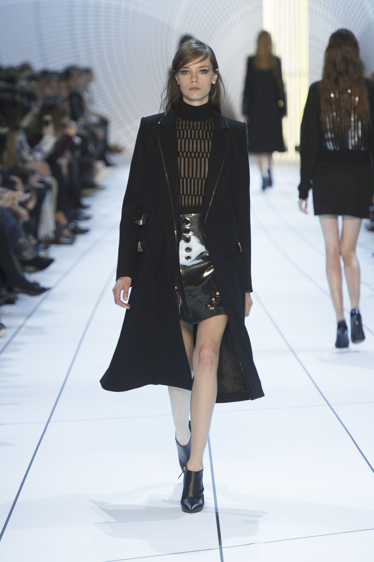 Fall 2015 Women Fashion Show Mugler Collection
