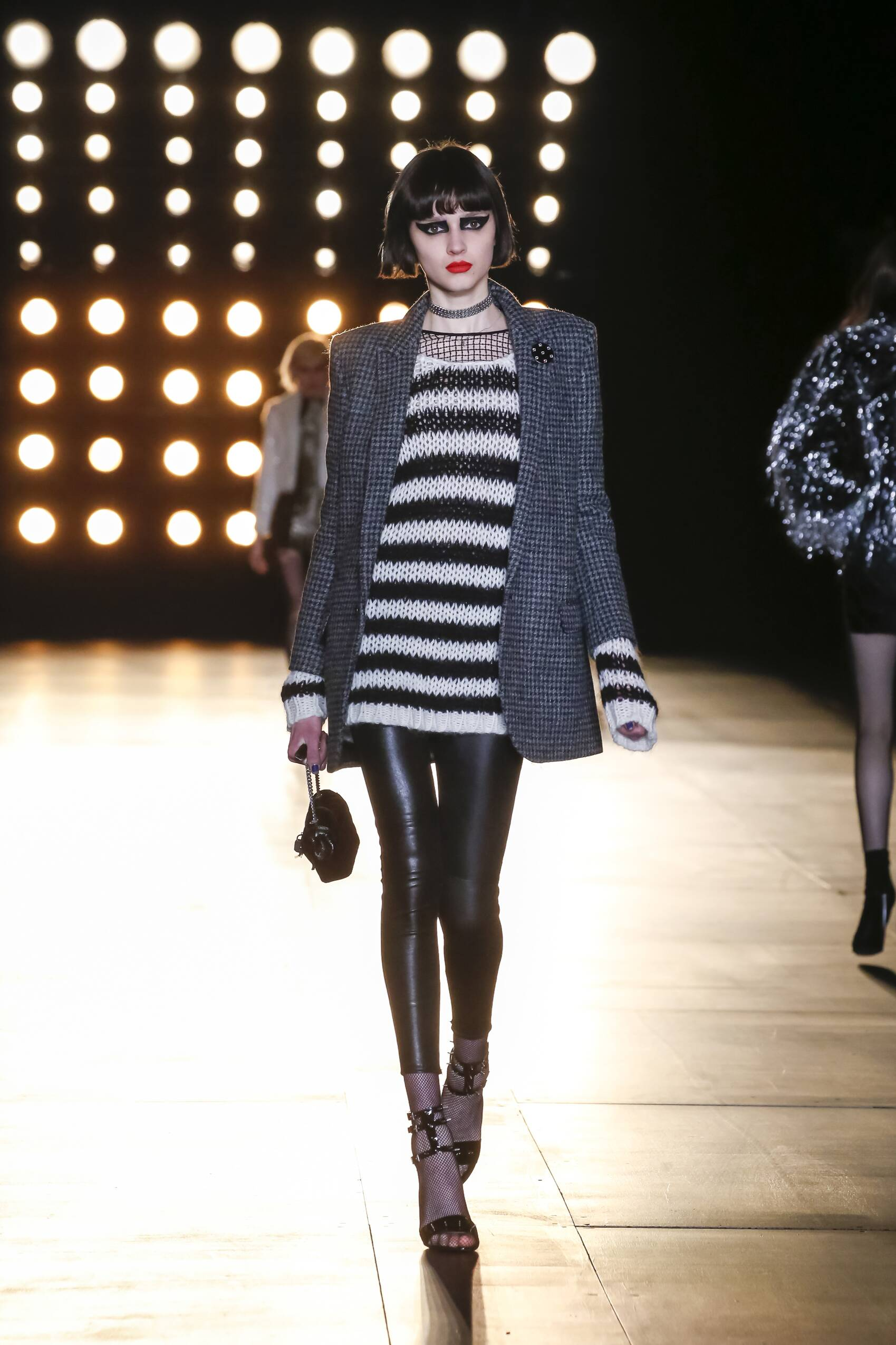 Fall 2015 Women Fashion Show Saint Laurent Collection