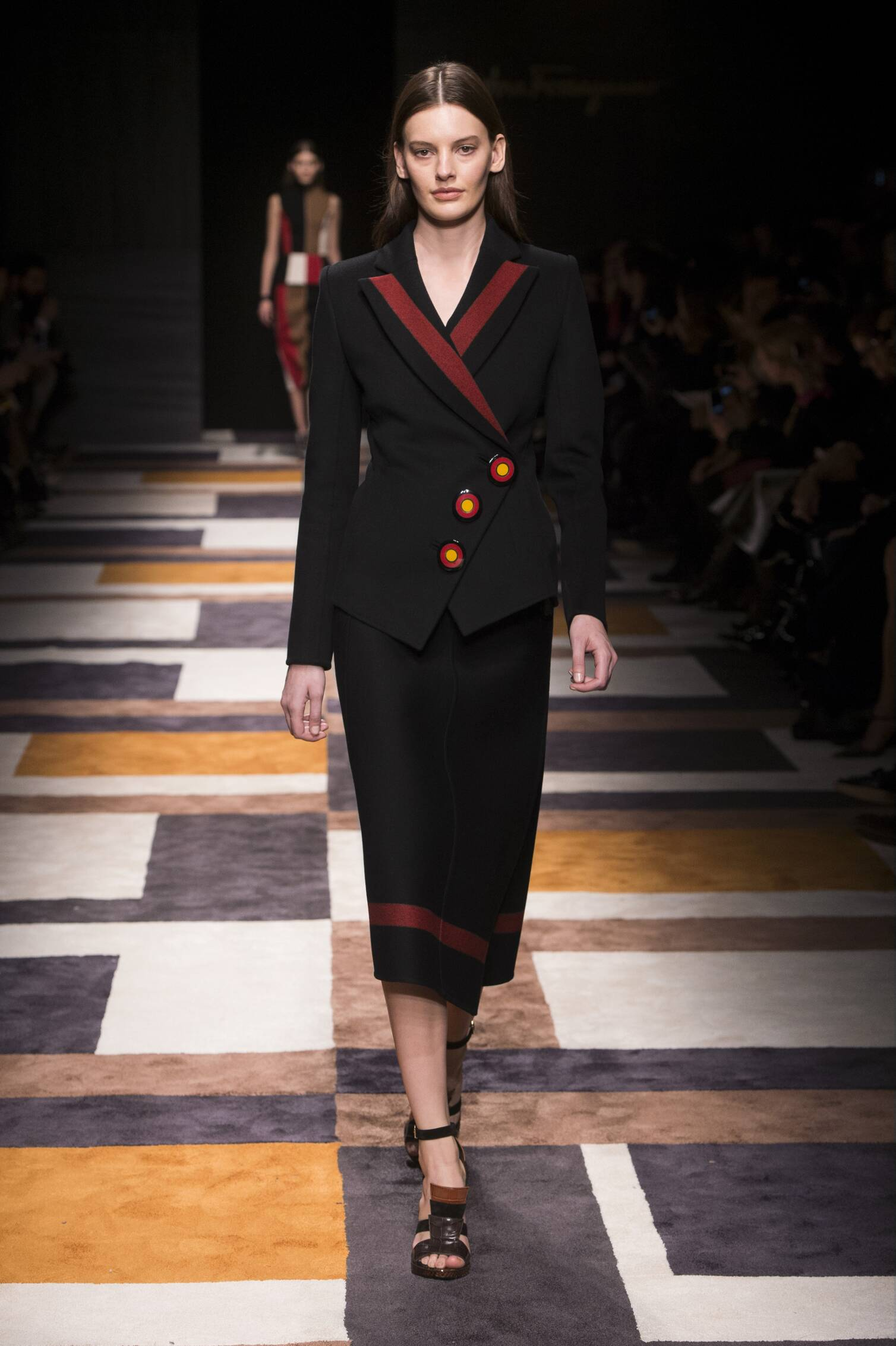 Fall 2015 Women Fashion Show Salvatore Ferragamo Collection