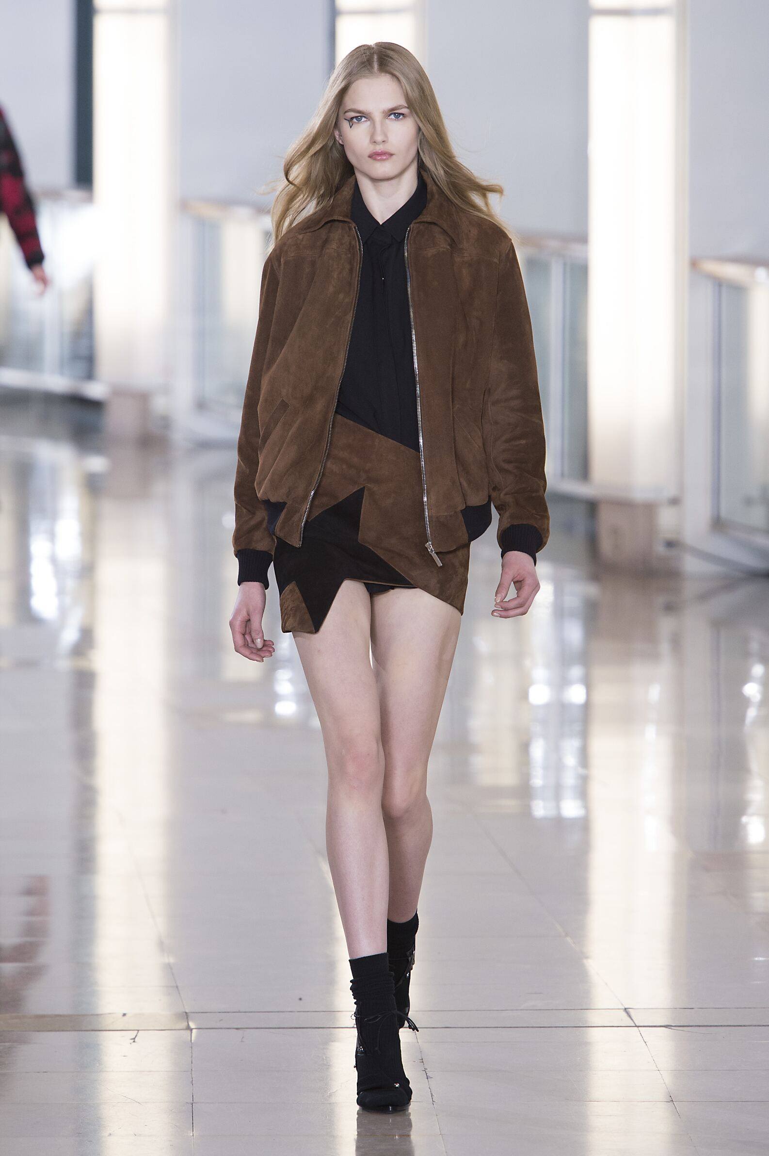 Fall Fashion 2015 2016 Anthony Vaccarello Collection