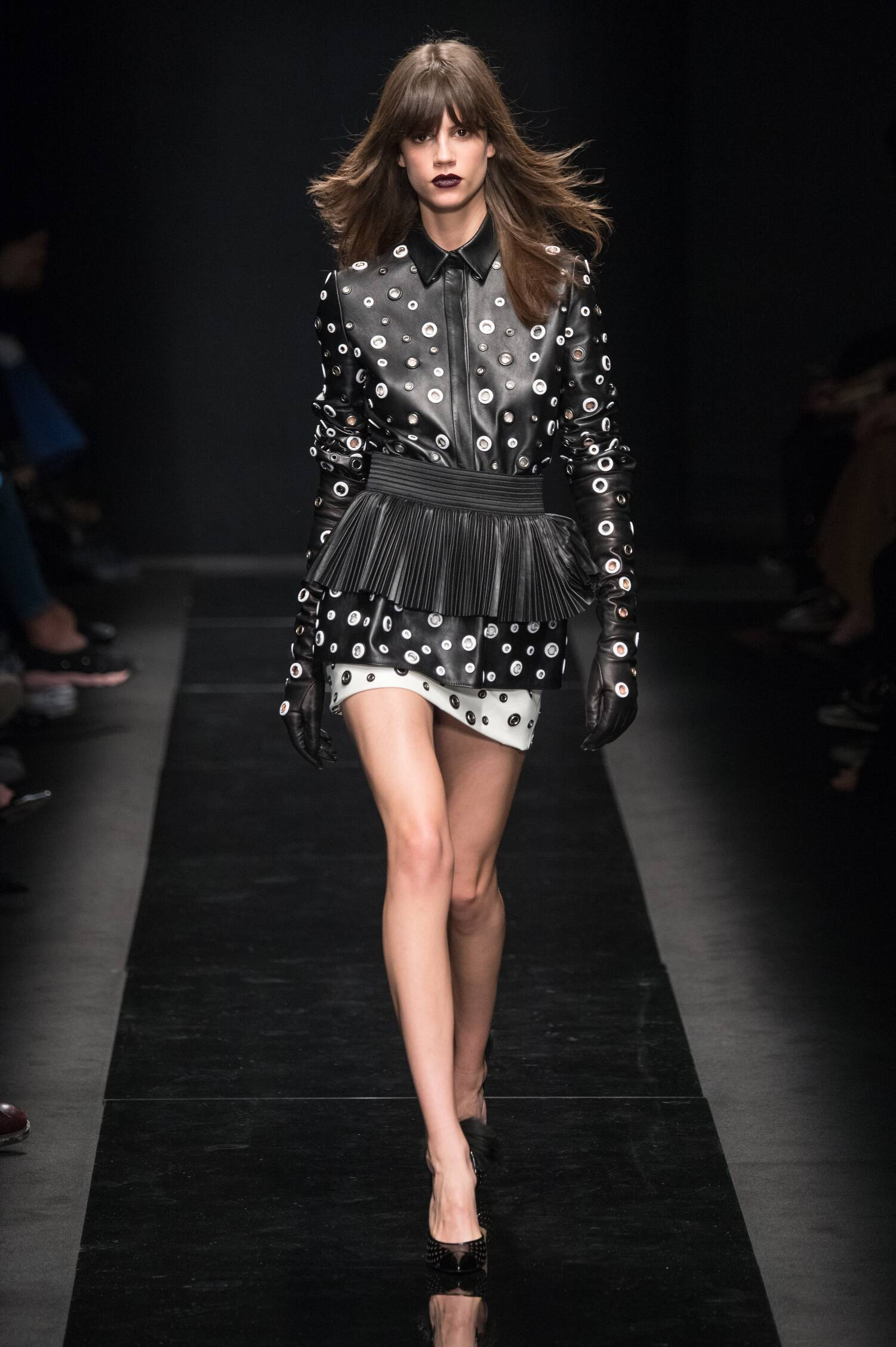 Fall Fashion 2015 2016 Emanuel Ungaro Collection