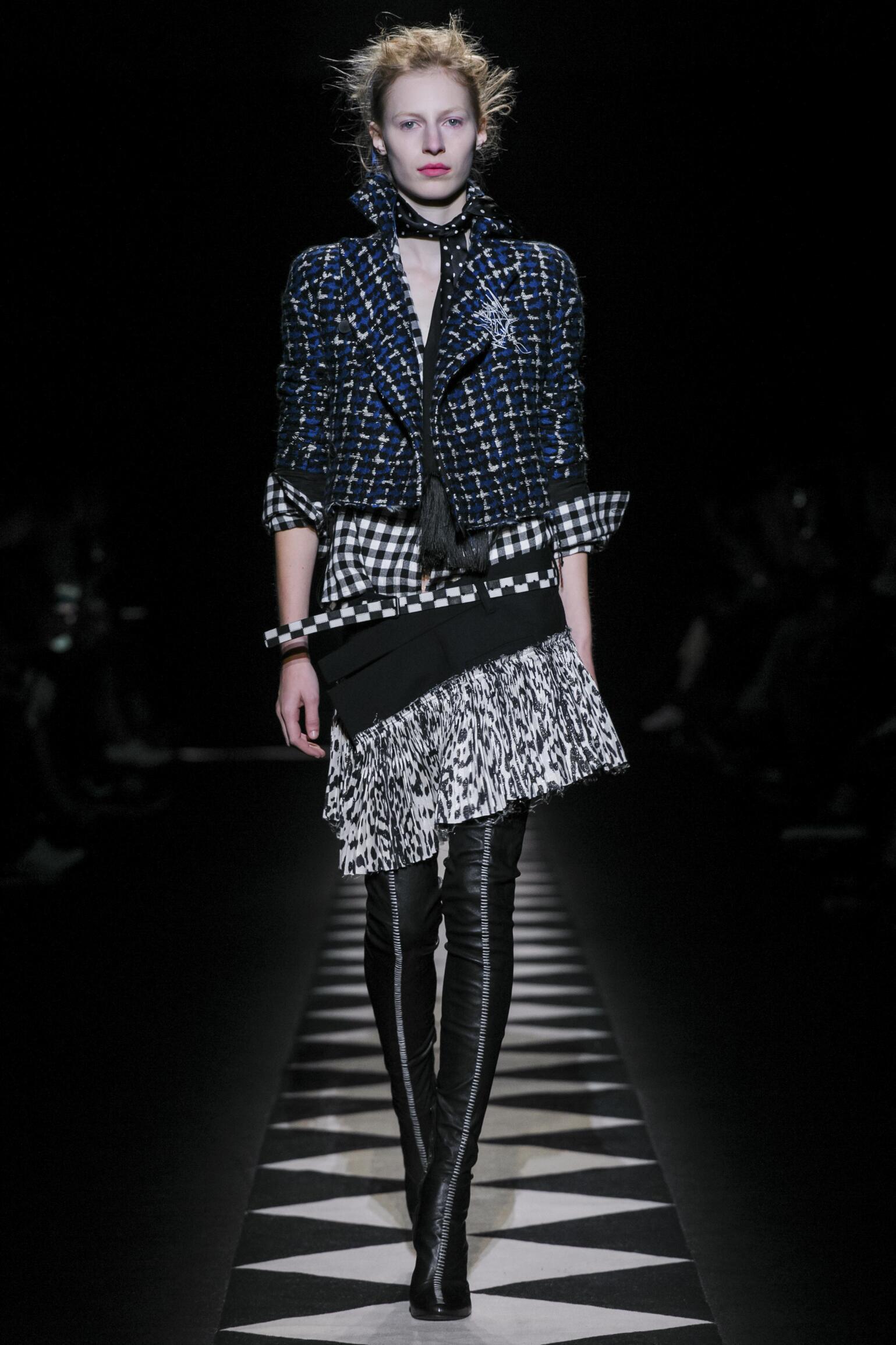 Fall Fashion 2015 2016 Haider Ackermann Collection