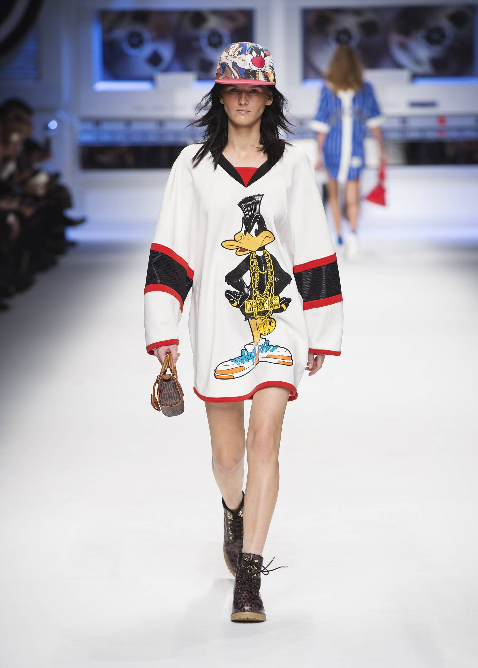 Fall Fashion 2015 2016 Moschino Collection