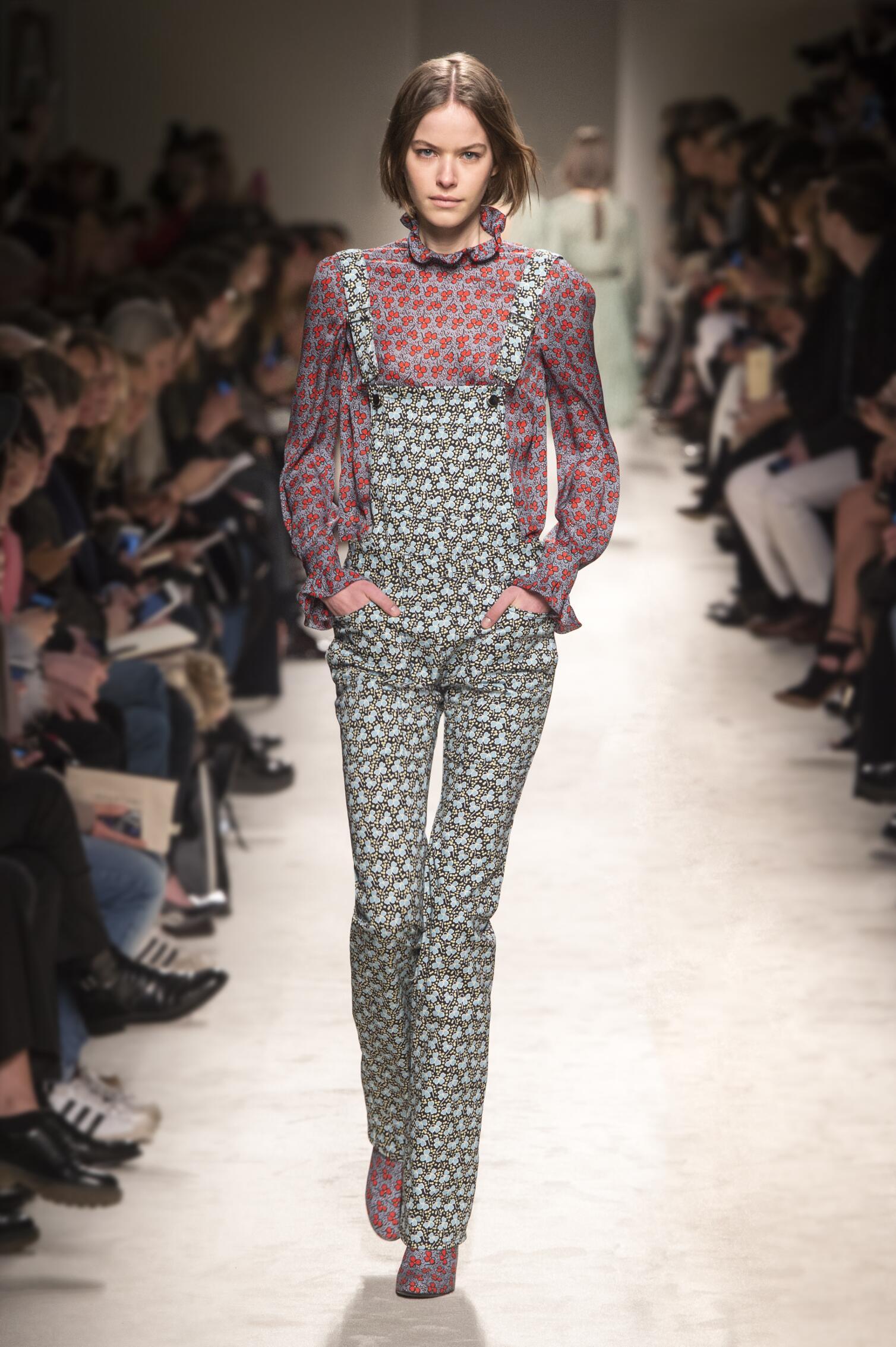 Fall Fashion 2015 2016 Philosophy di Lorenzo Serafini Collection