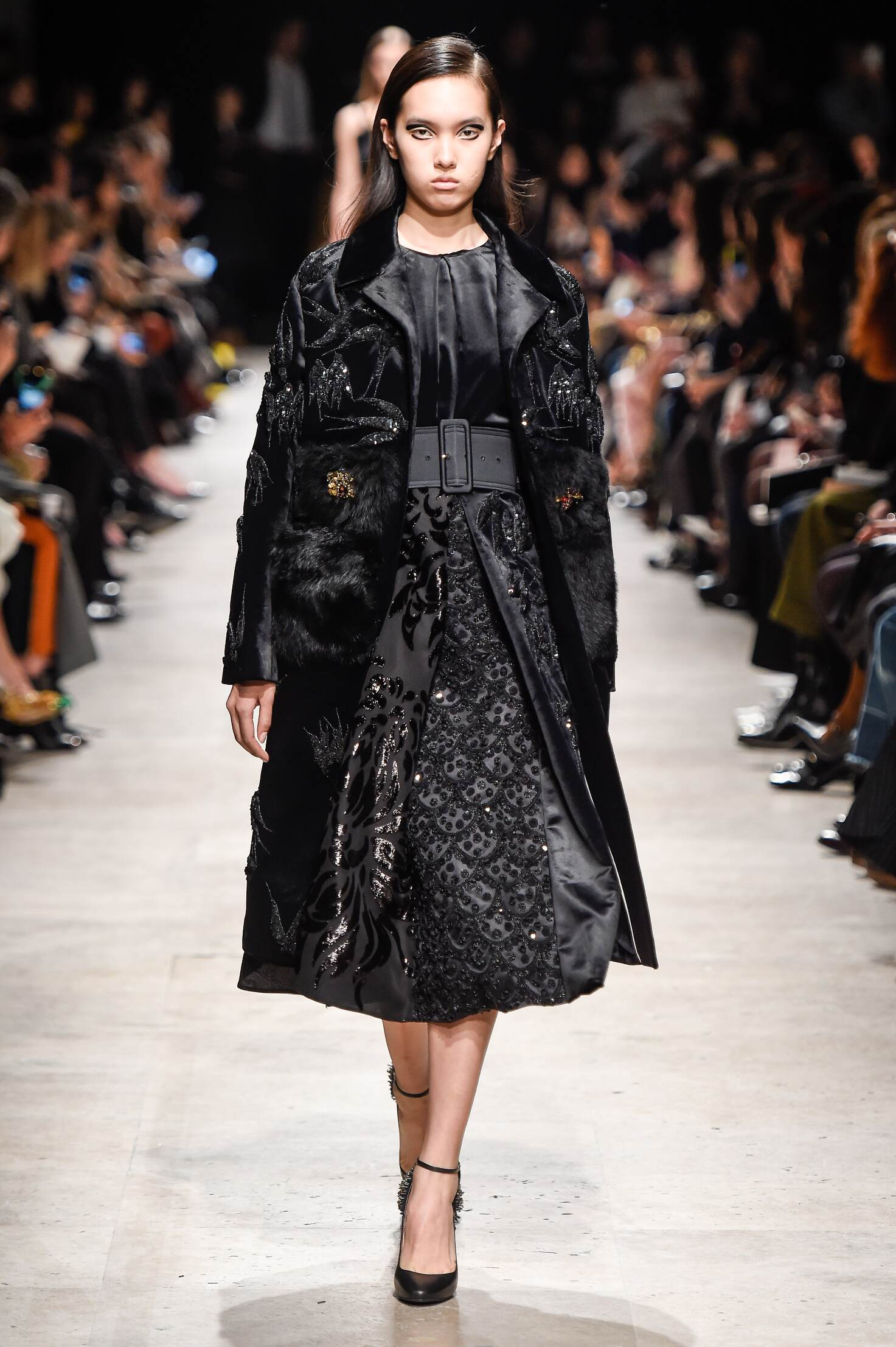 Fall Fashion 2015 2016 Rochas Collection