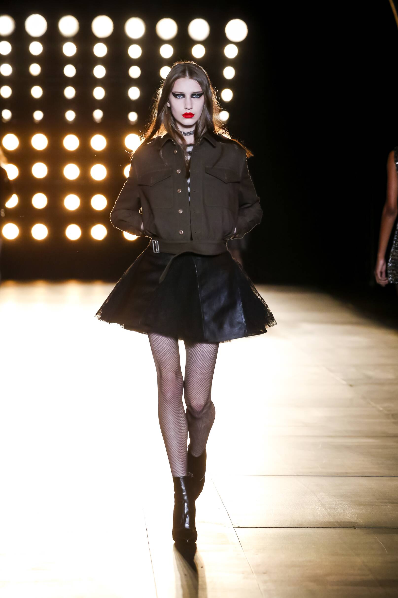 Fall Fashion 2015 2016 Saint Laurent Collection