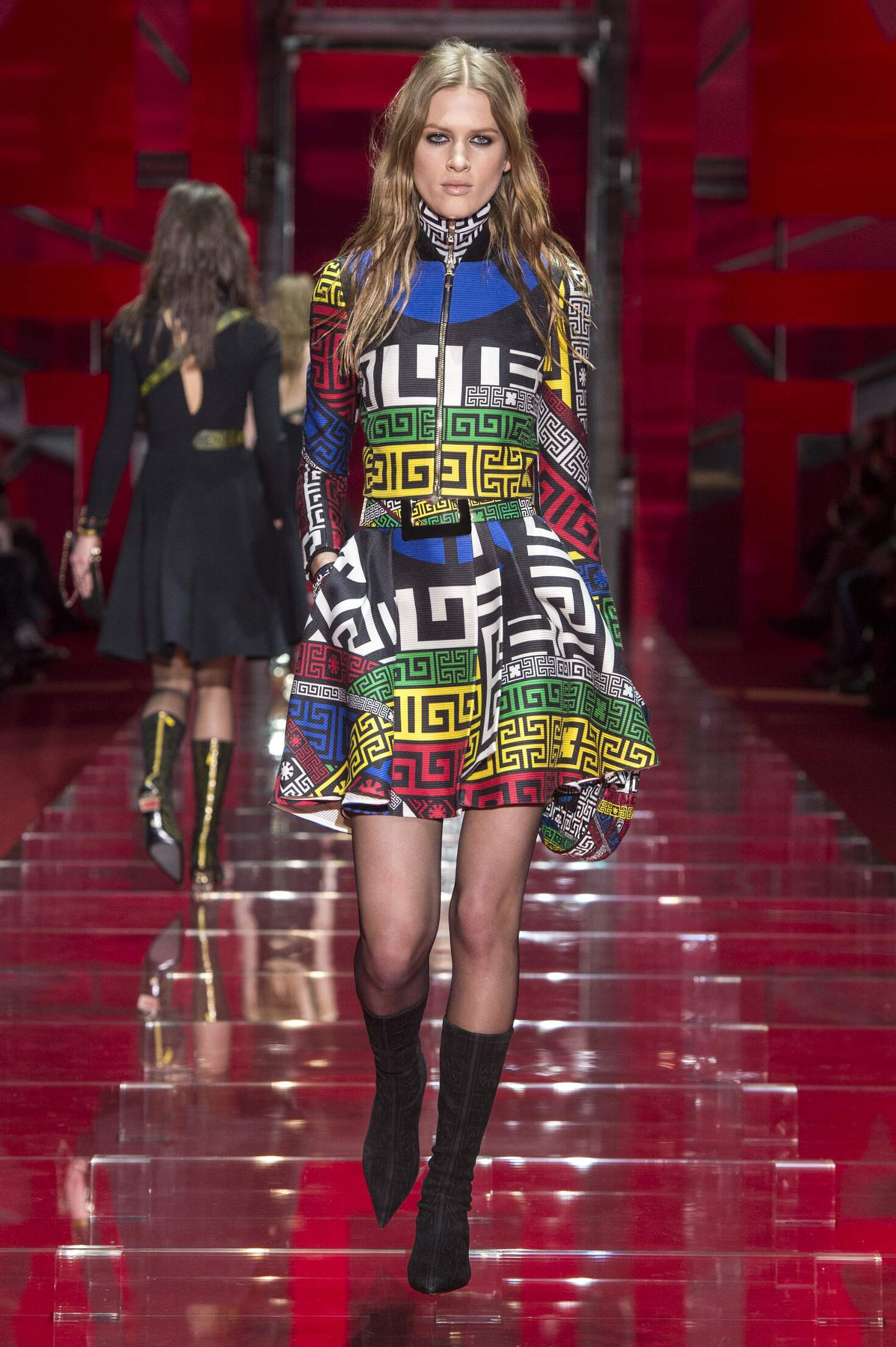 Fall Fashion 2015 2016 Versace Collection