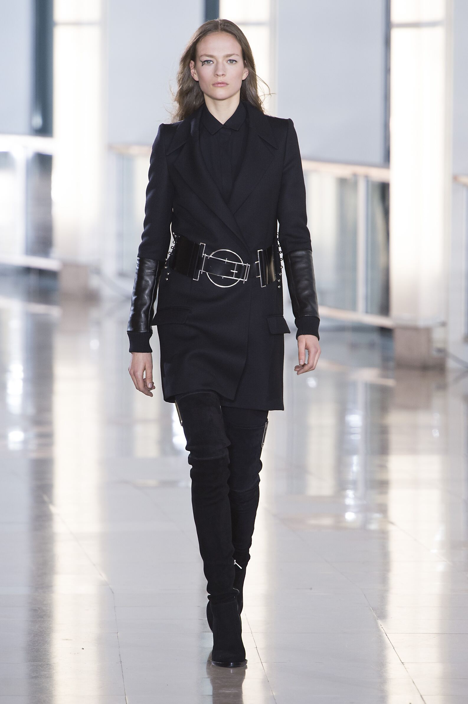 Fall Fashion Woman Anthony Vaccarello Collection