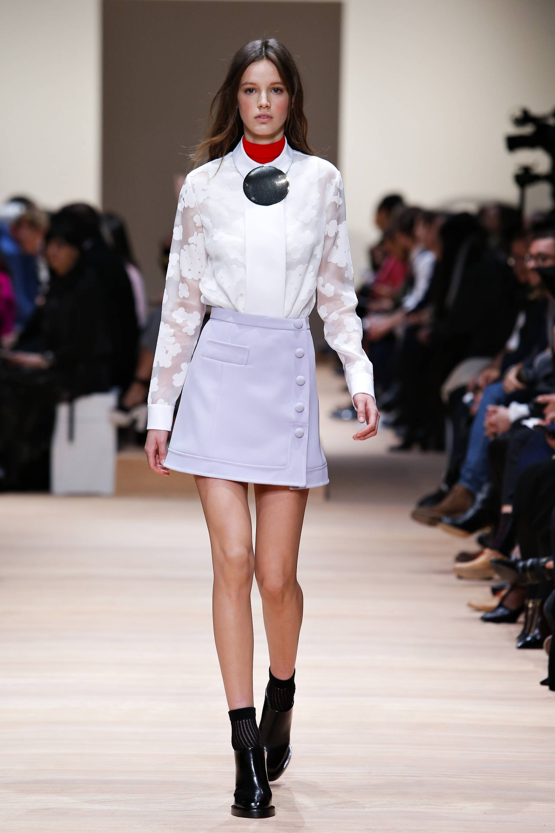 Fall Fashion Woman Carven Collection
