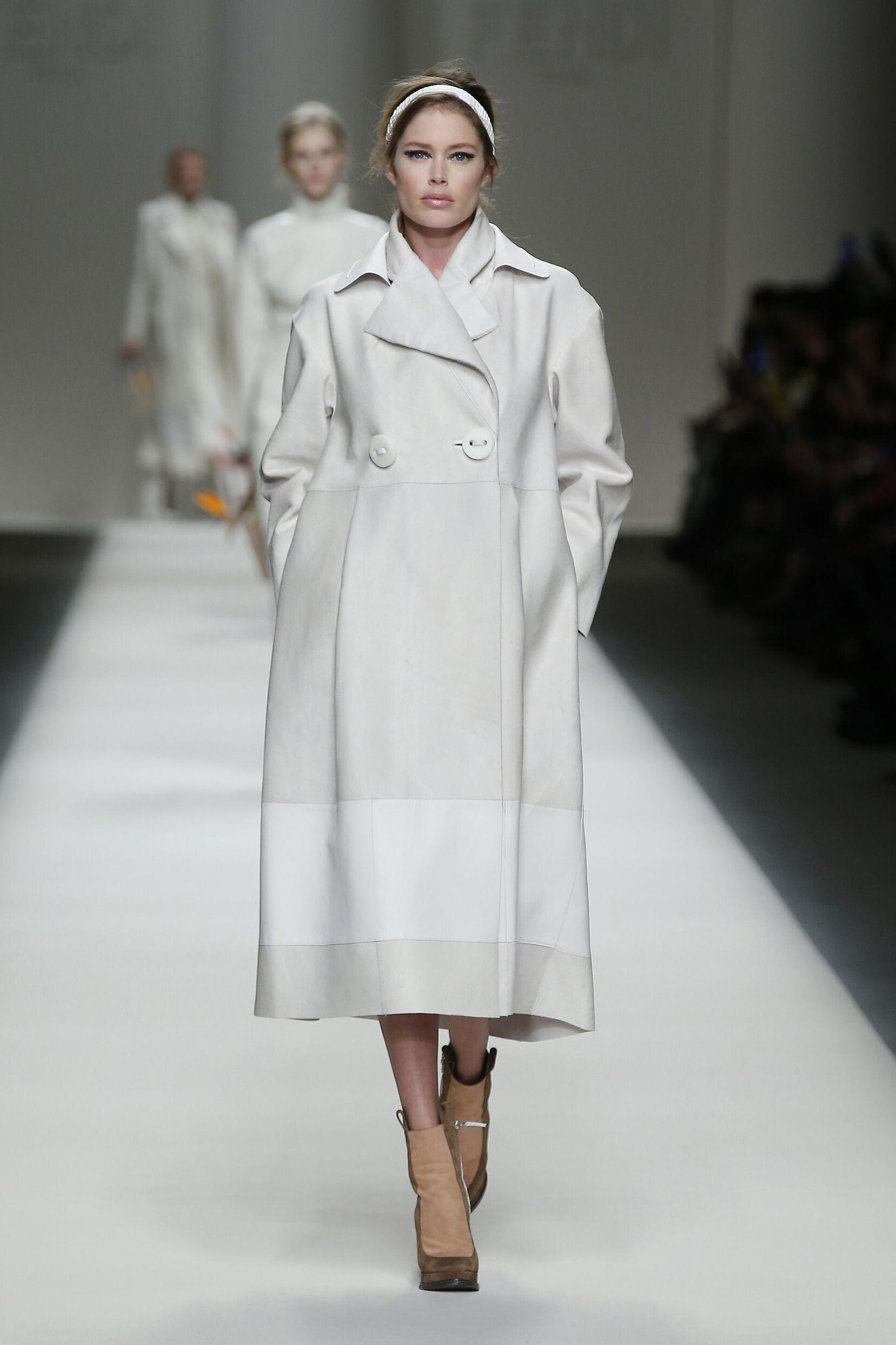 Fall Fashion Woman Fendi Collection