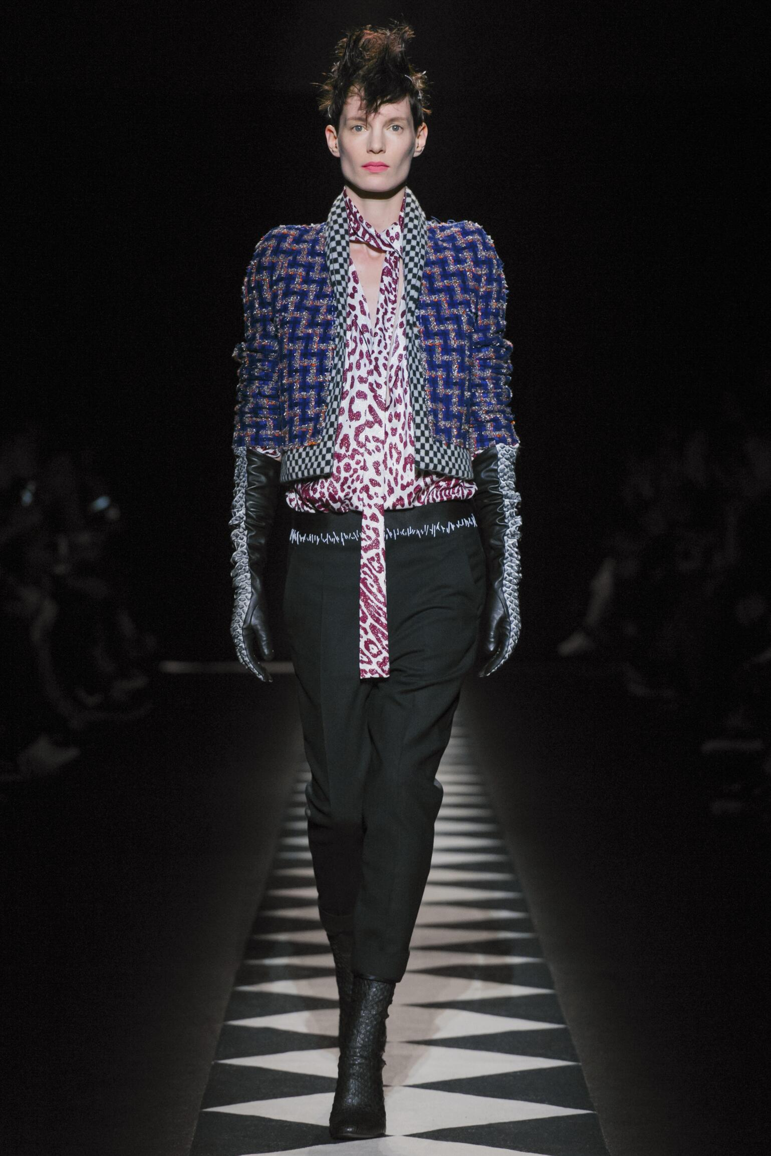 Fall Fashion Woman Haider Ackermann Collection