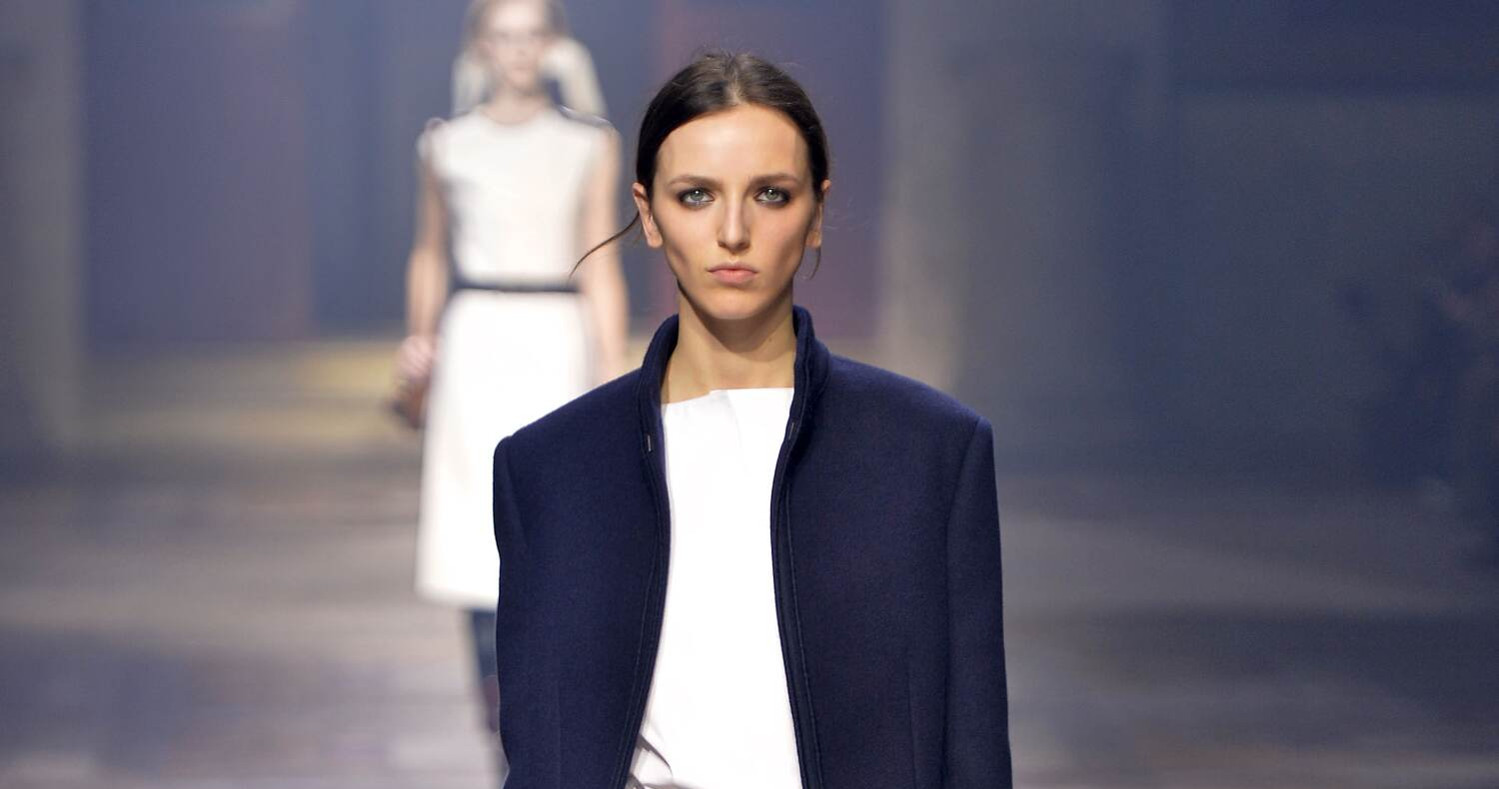 Fall Fashion Woman Lanvin Collection 2015