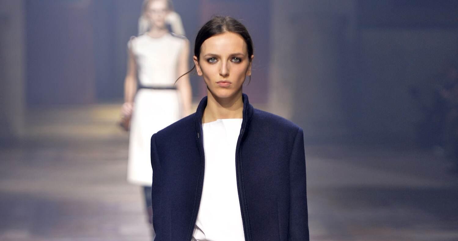 Fall Fashion Woman Lanvin Collection 2015