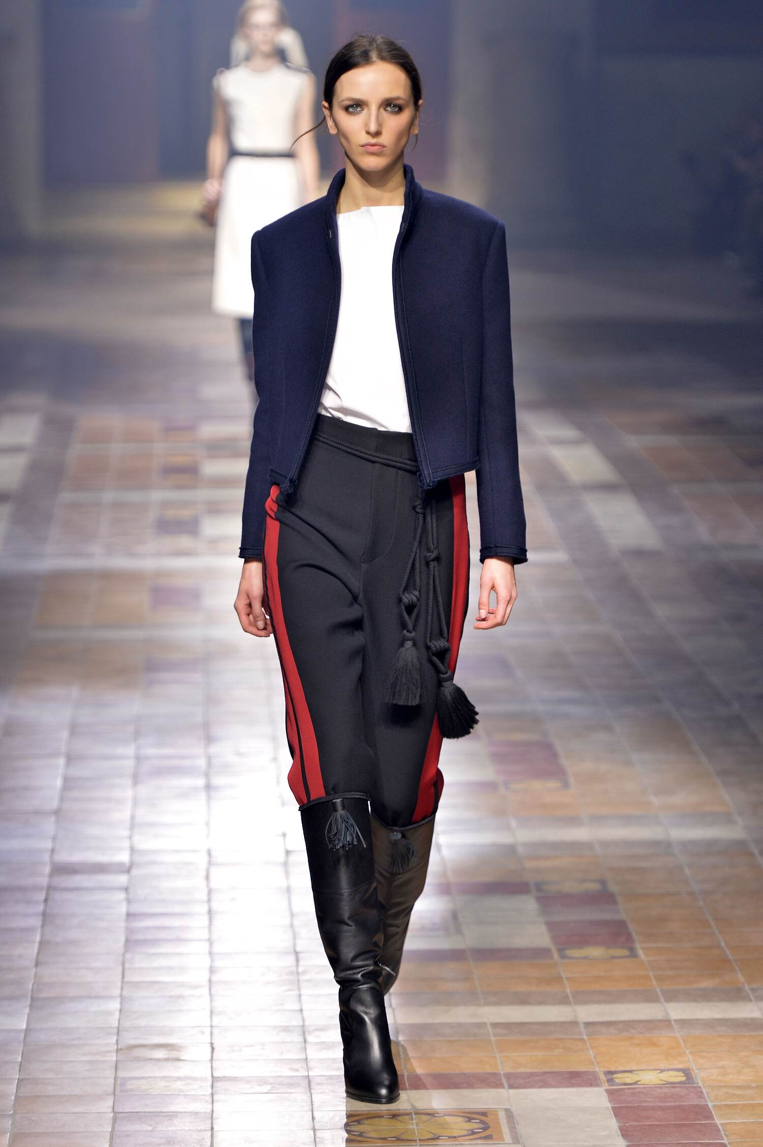 Fall Fashion Woman Lanvin Collection