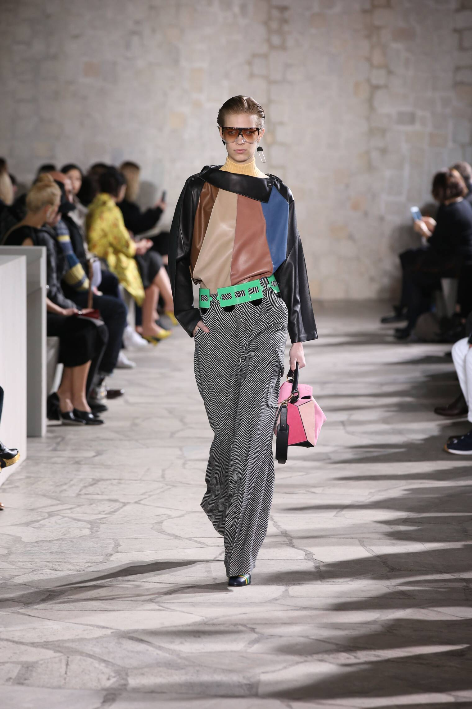 Fall Fashion Woman Loewe Collection