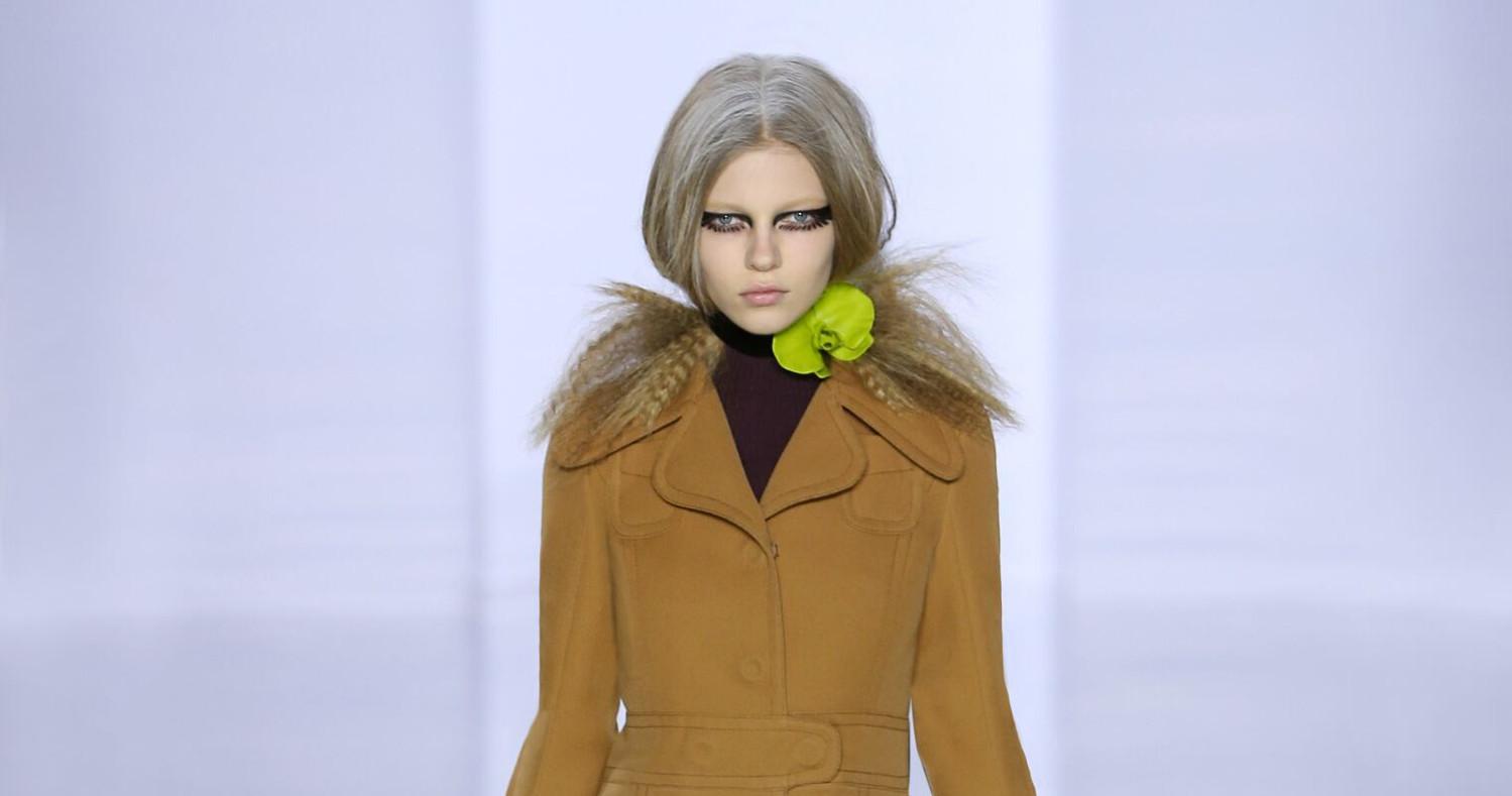 Fall Fashion Woman Maison Margiela Collection 2015