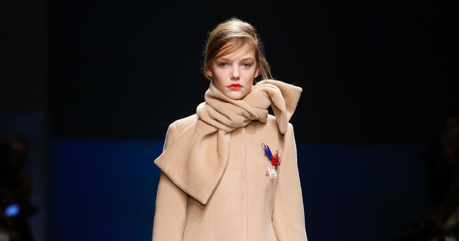 Fall Fashion Woman Msgm Collection 2015