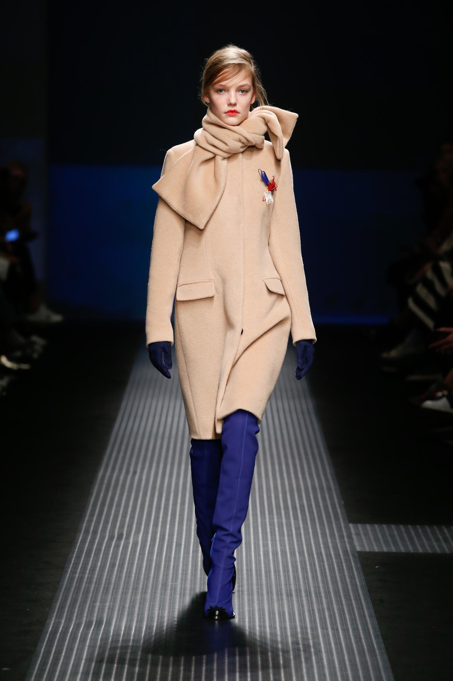Fall Fashion Woman Msgm Collection